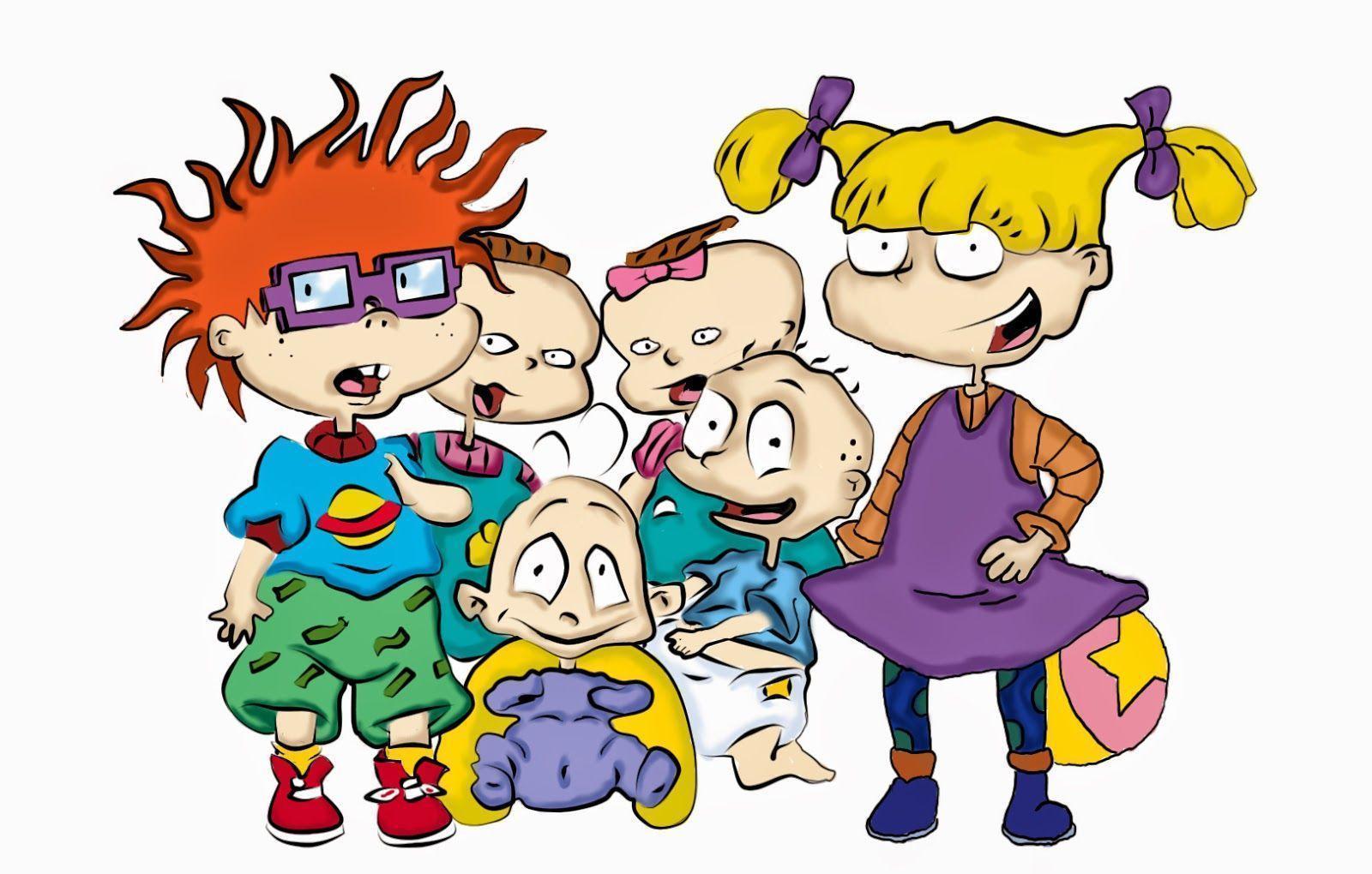 Rugrats - Film Animation Cartoon HD