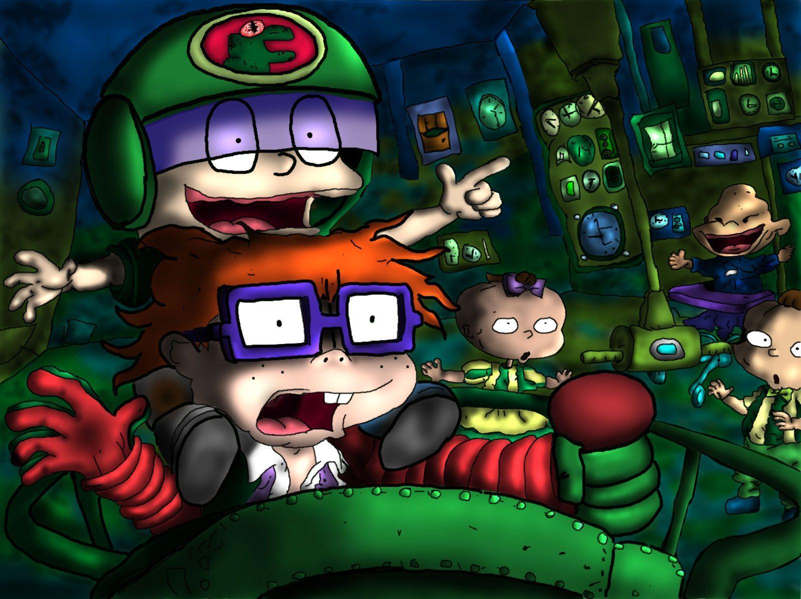 Rugrats by diddioz on DeviantArt