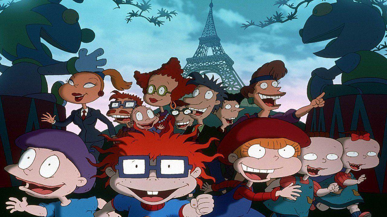 Rugrats In Paris (2000) Torrents | Torrent Butler