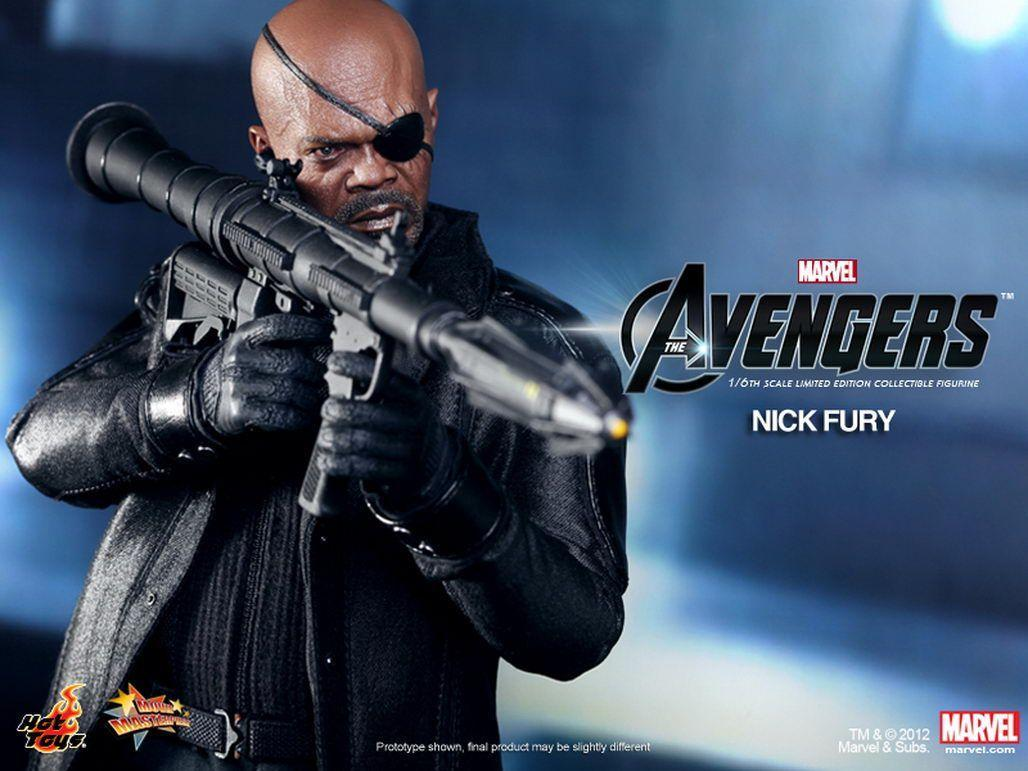 Related Keywords & Suggestions for Nick Fury Avengers Wallpapers