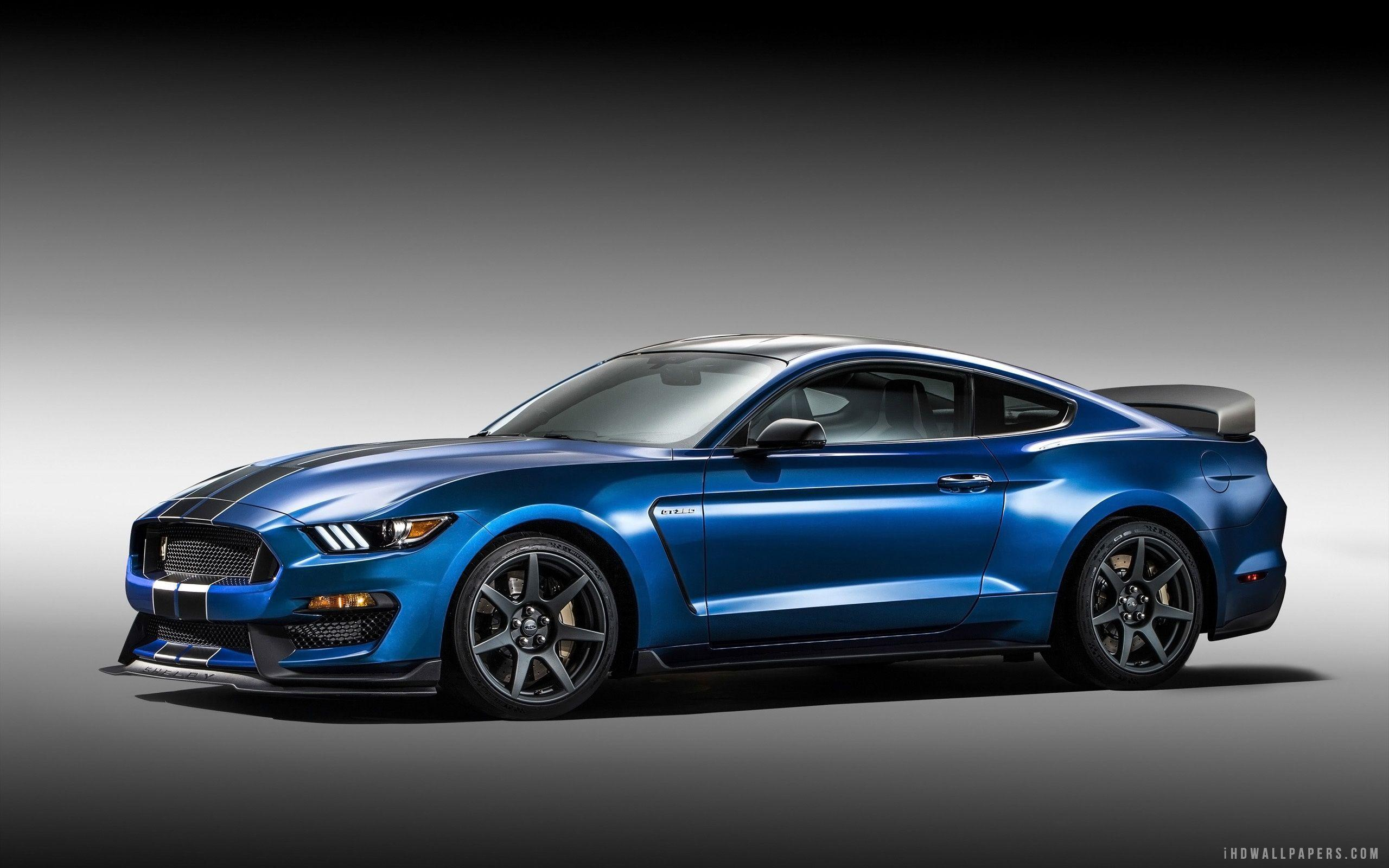 2016 Shelby GT350 Wallpapers