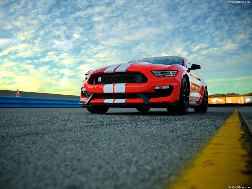Shelby Mustang GT350 image Ford Mustang Shelby GT350 2016 Red HD