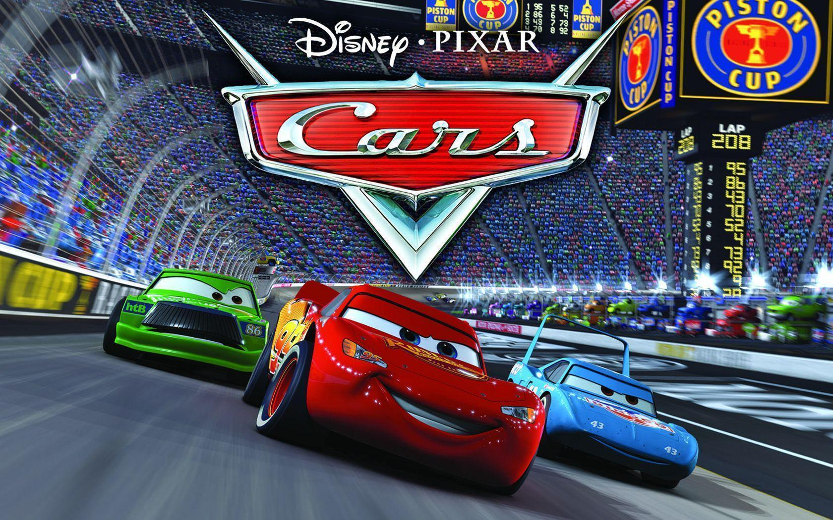 Cars Movie Wallpapers Wallpaper Cave