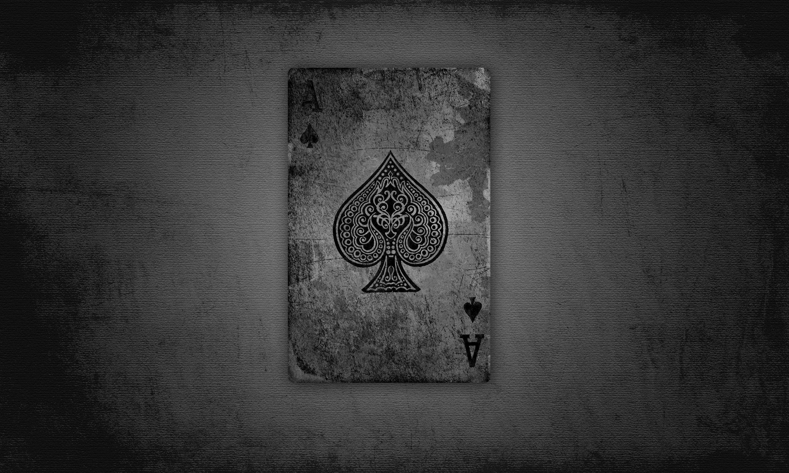 a spade card wallpaper  Ace Of Spades Wallpapers - Wallpaper Cave