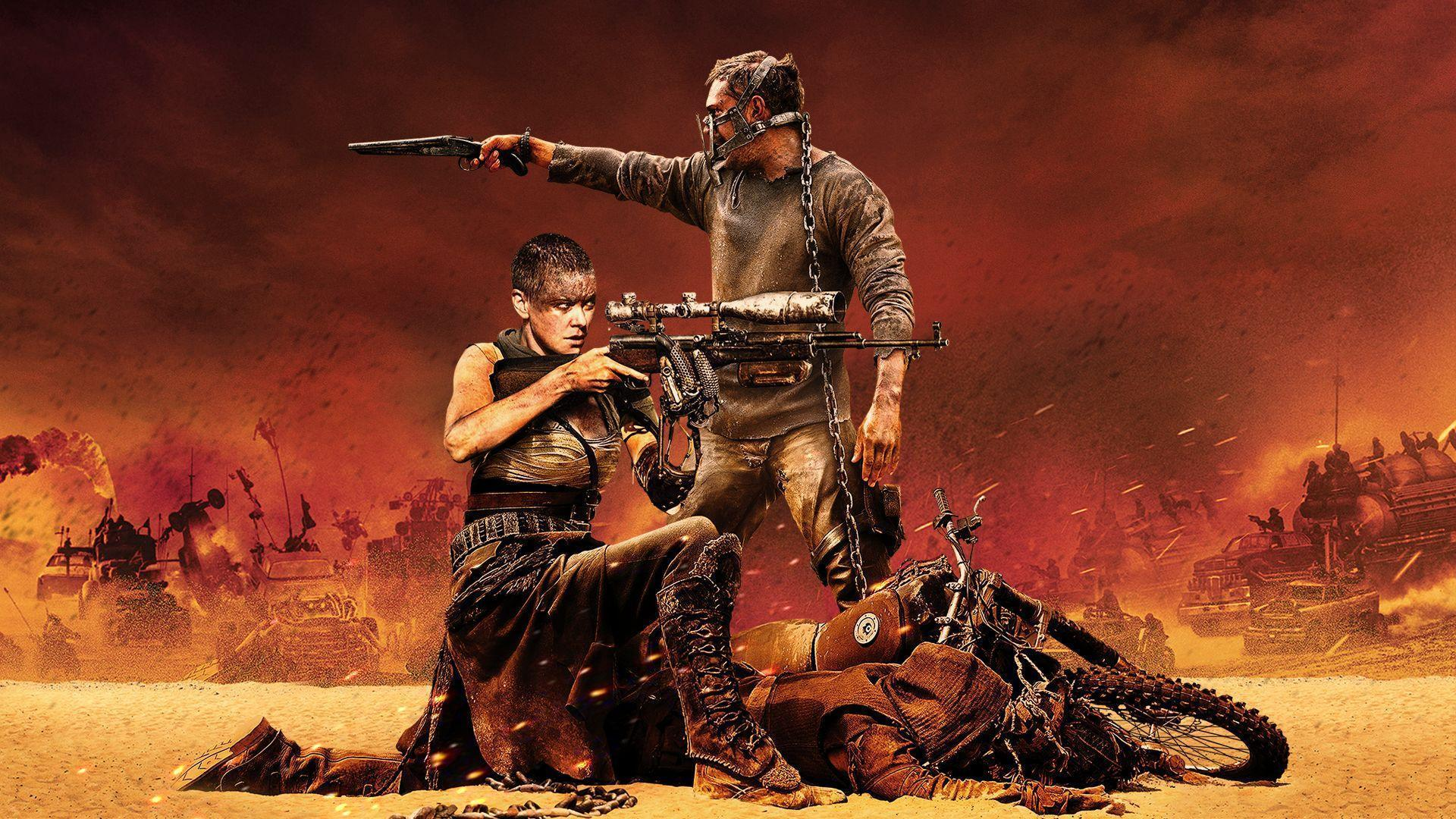 Mad Max Fury Road Wallpaper 1920x1080 by sachso74.deviantart.com .