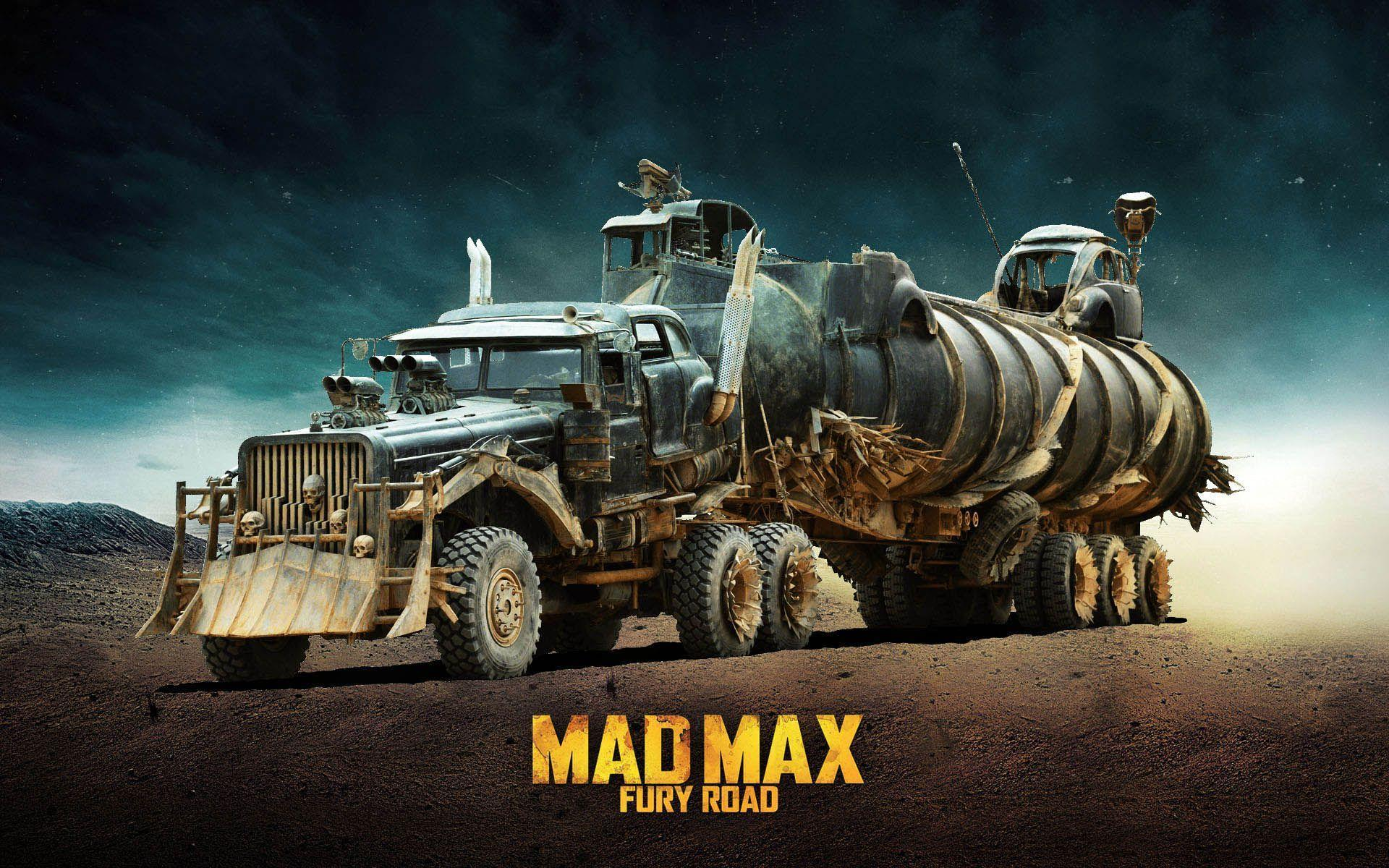 Mad Max: Fury Road Wallpapers - Wallpaper Cave