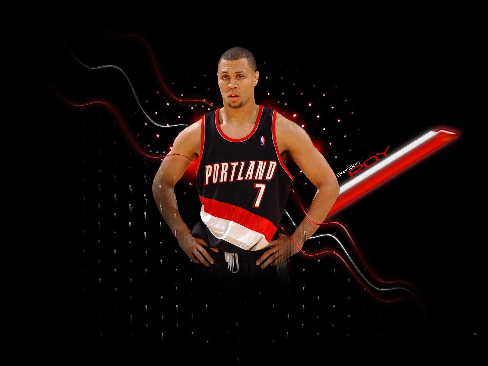 Portland Trailblazers images Brandon Roy HD wallpaper and ...
