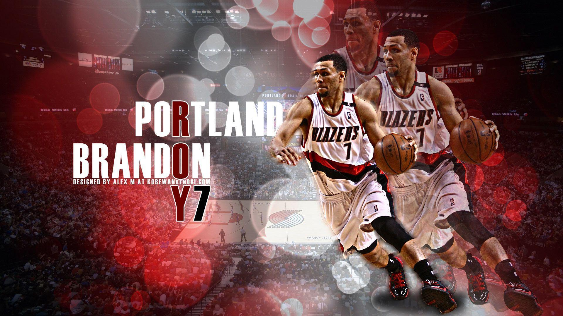 Portland Trailblazers Wallpapers | Basketball Wallpapers at ...