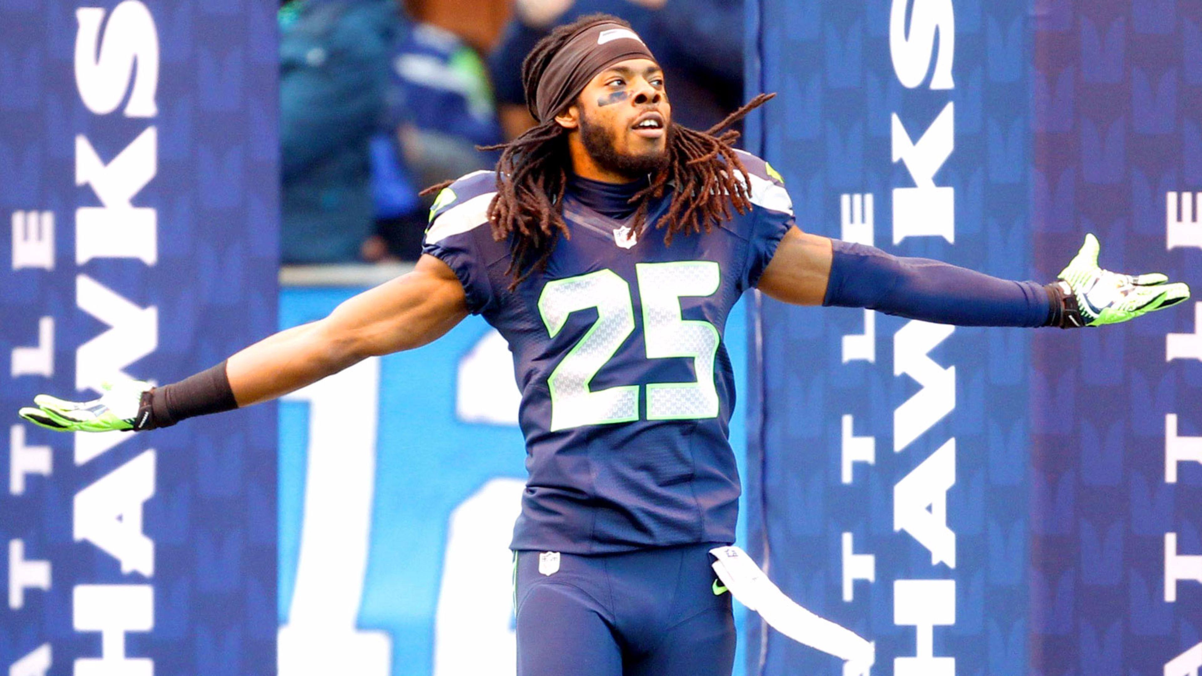 Fourtime Pro Bowl cornerback Richard Sherman released Friday by the Seahawks has agreed to a threeyear deal with the 49ers that he says is worth up to