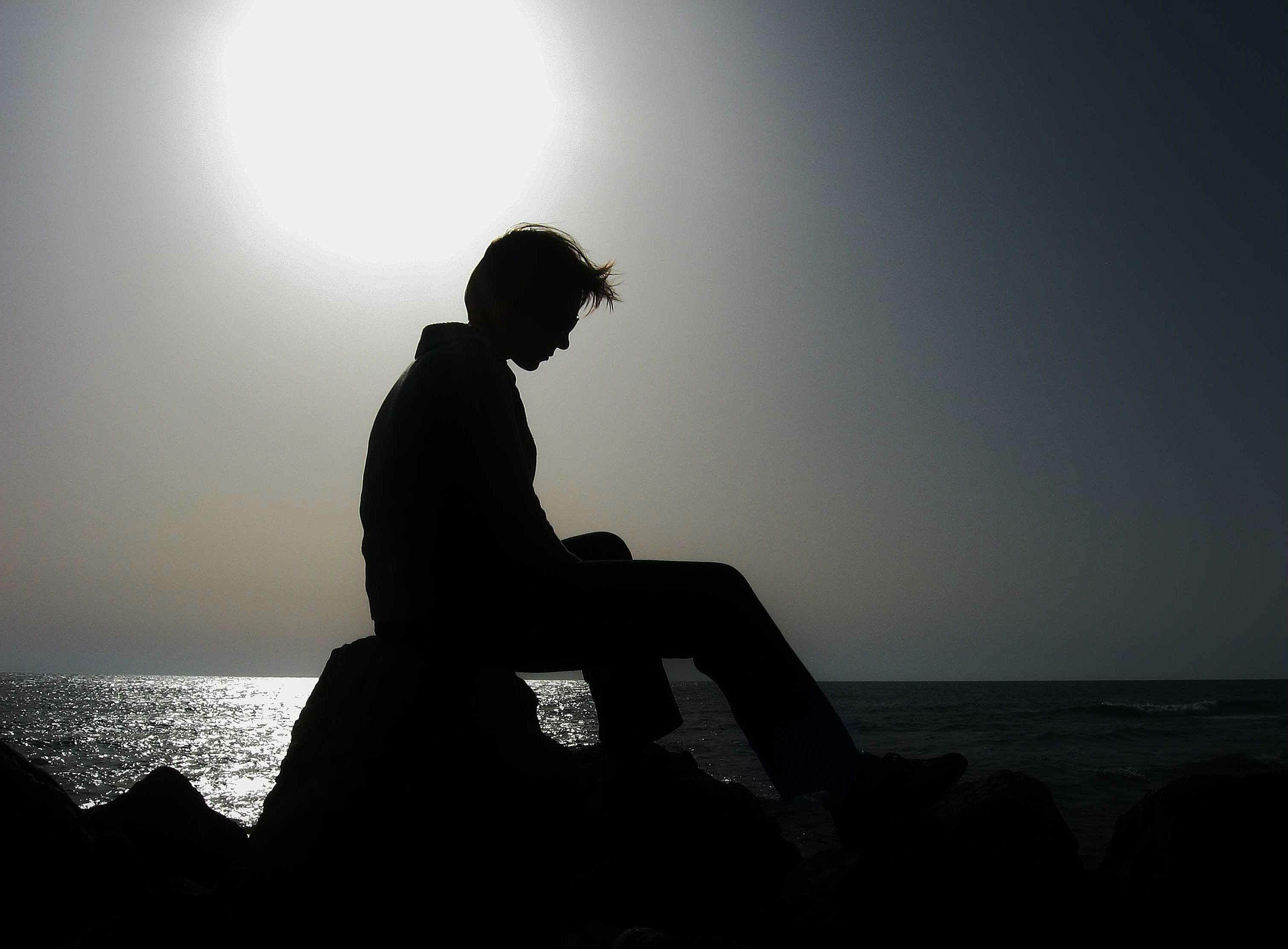 Alone Man Wallpapers - Wallpaper Cave