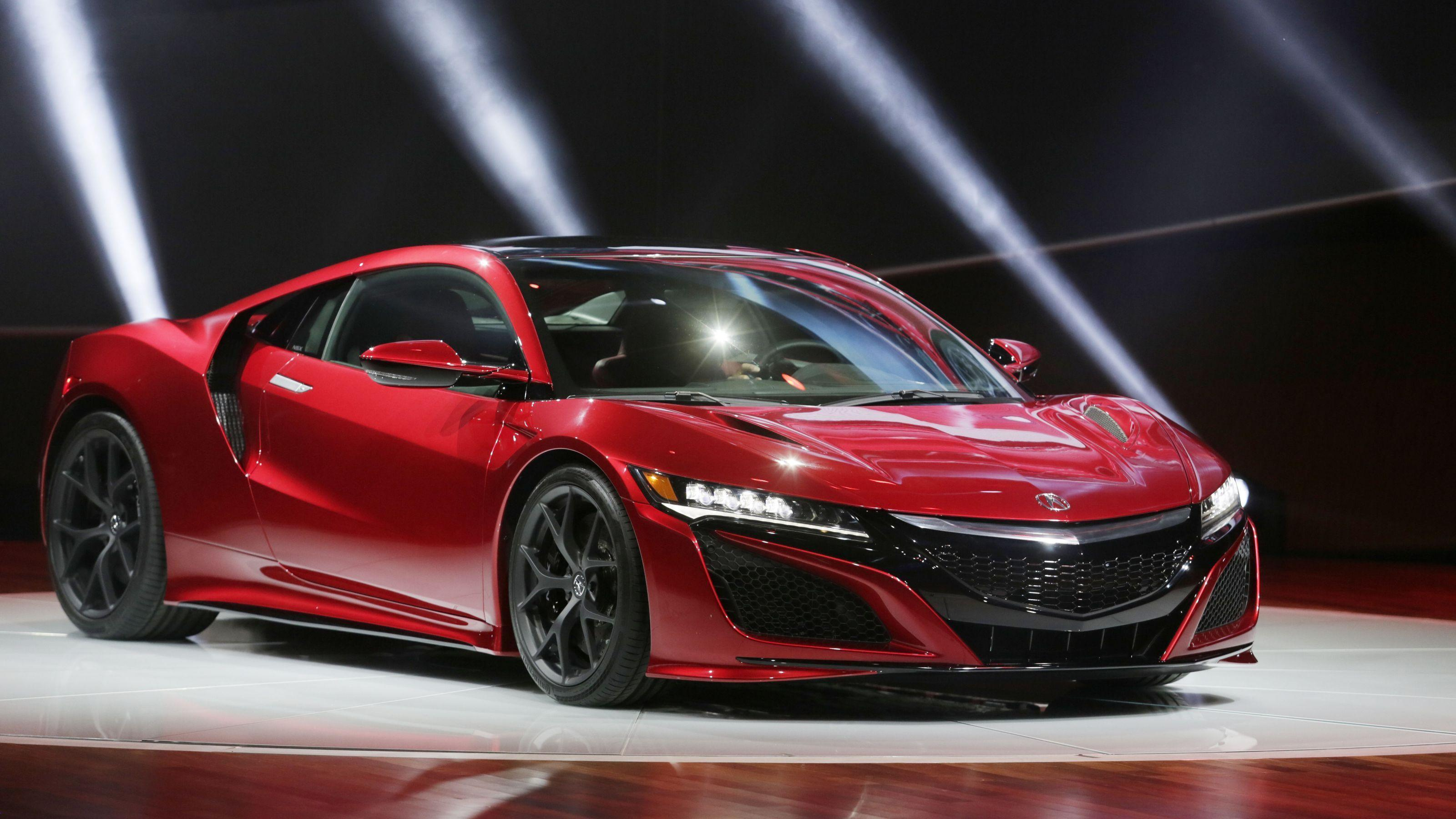 Acura Nsx Wallpapers HD | PixelsTalk.Net