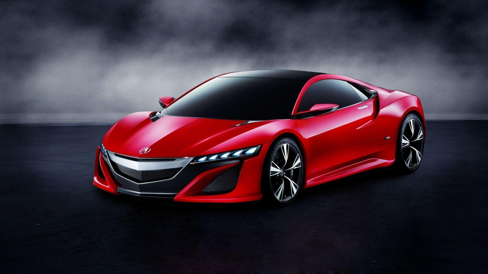 Acura NSX Wallpaper HD - WallpaperSafari