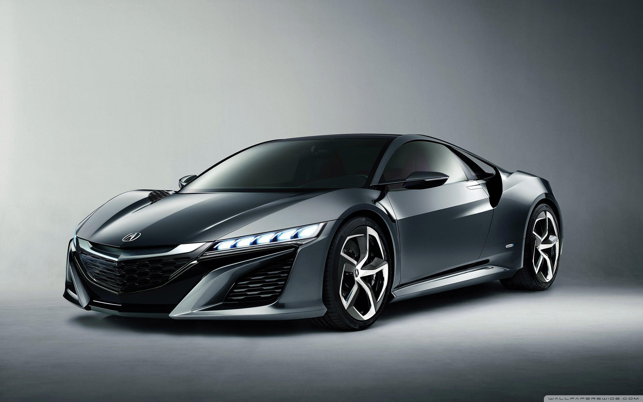 2013 Acura NSX Concept HD desktop wallpaper : High Definition ...