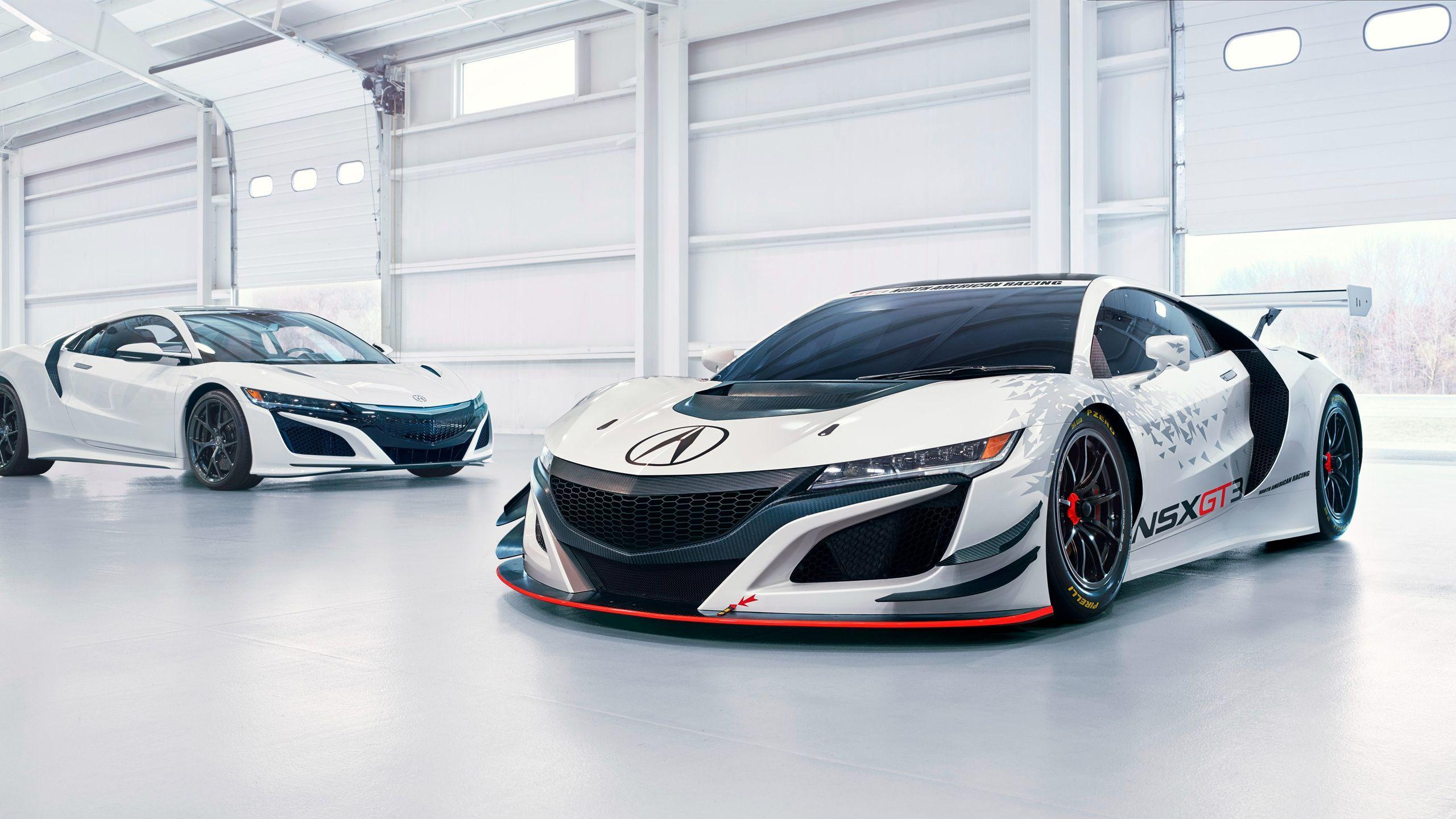Acura NSX GT3 Wallpaper | HD Car Wallpapers