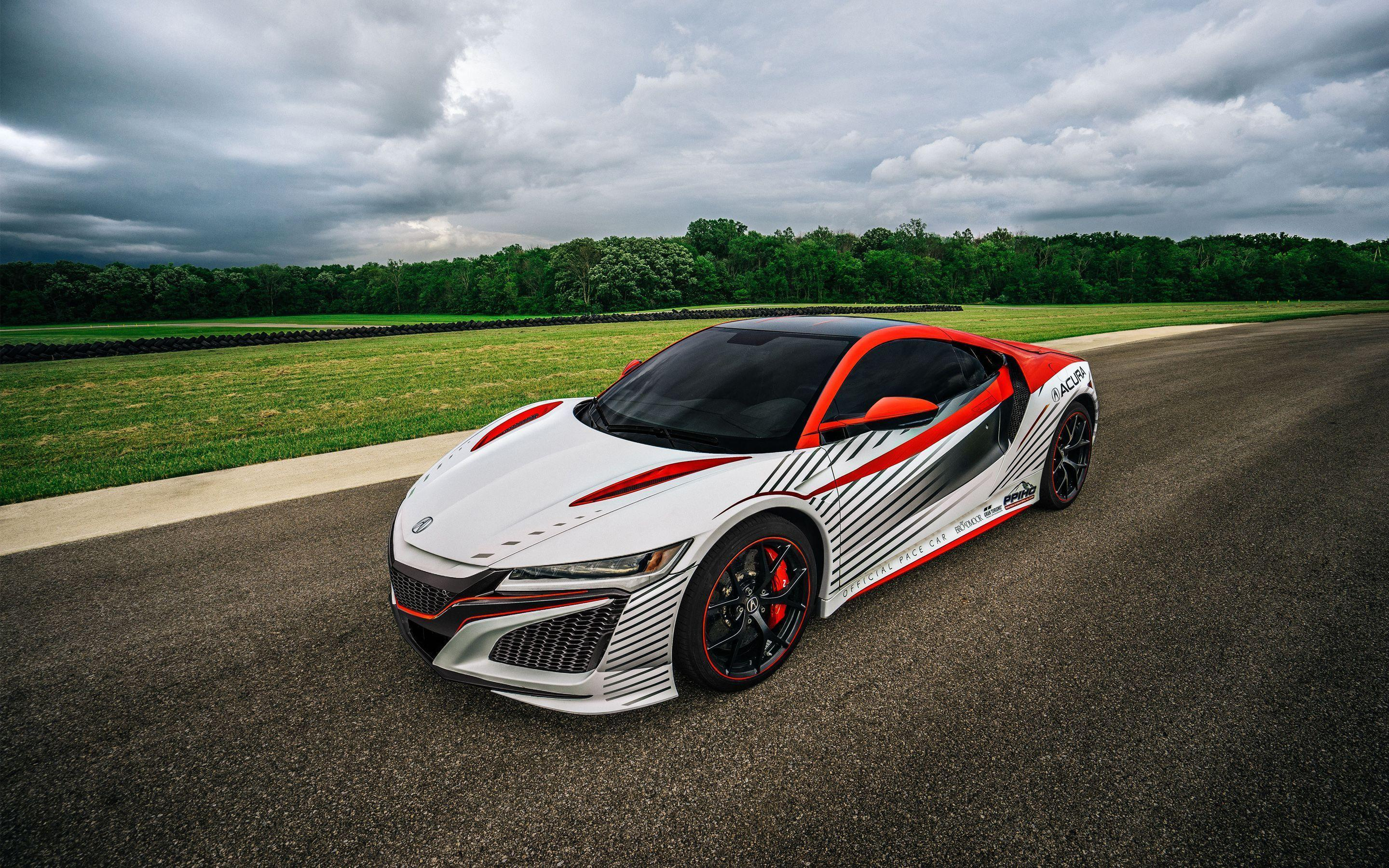 Acura NSX Wallpaper | HD Car Wallpapers