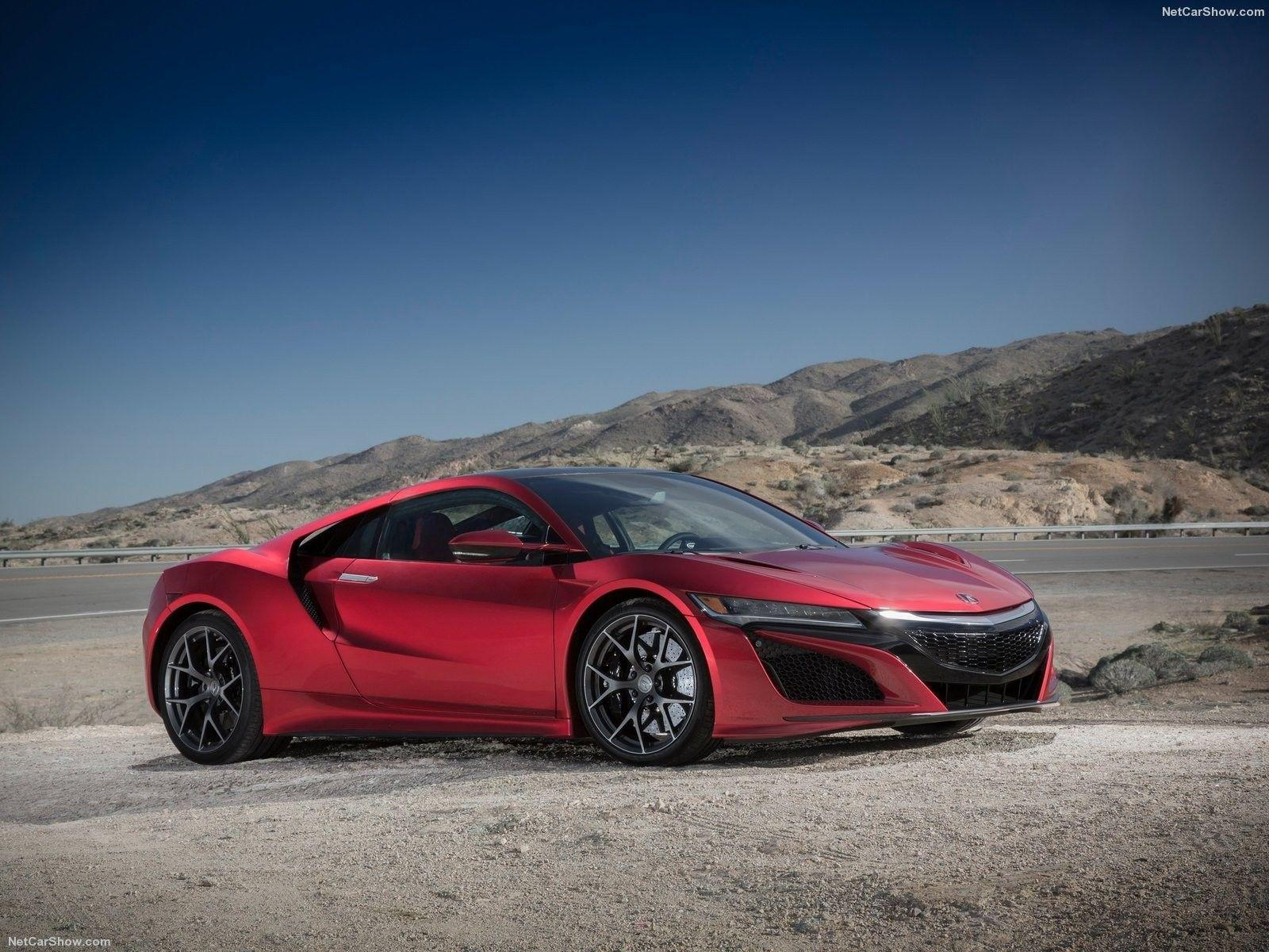 acura, Acura NSX, Acura NSX 2017, Car Wallpapers HD / Desktop and ...