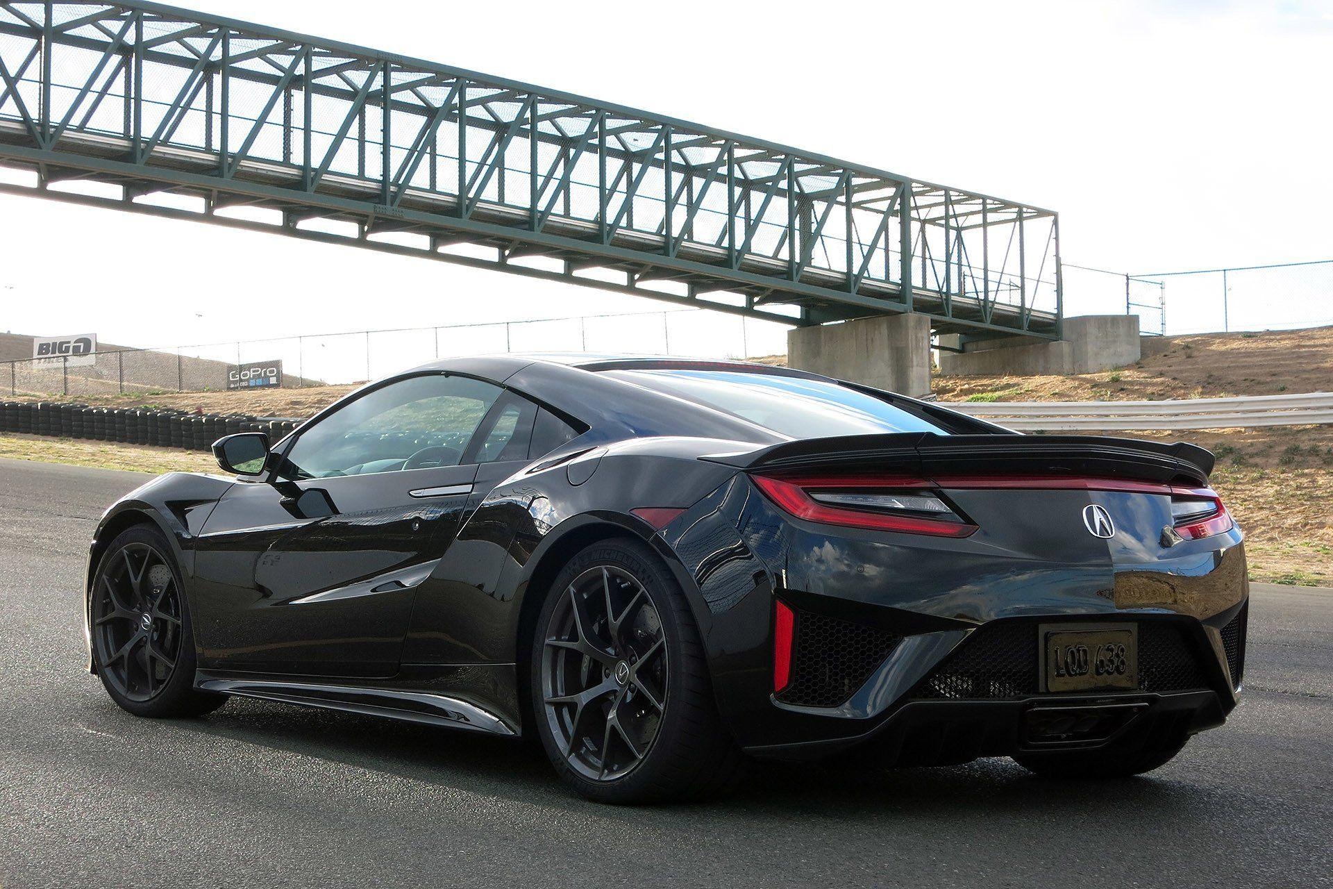 2017 Acura NSX cars coupe wallpaper | 1920x1280 | 825240 | WallpaperUP