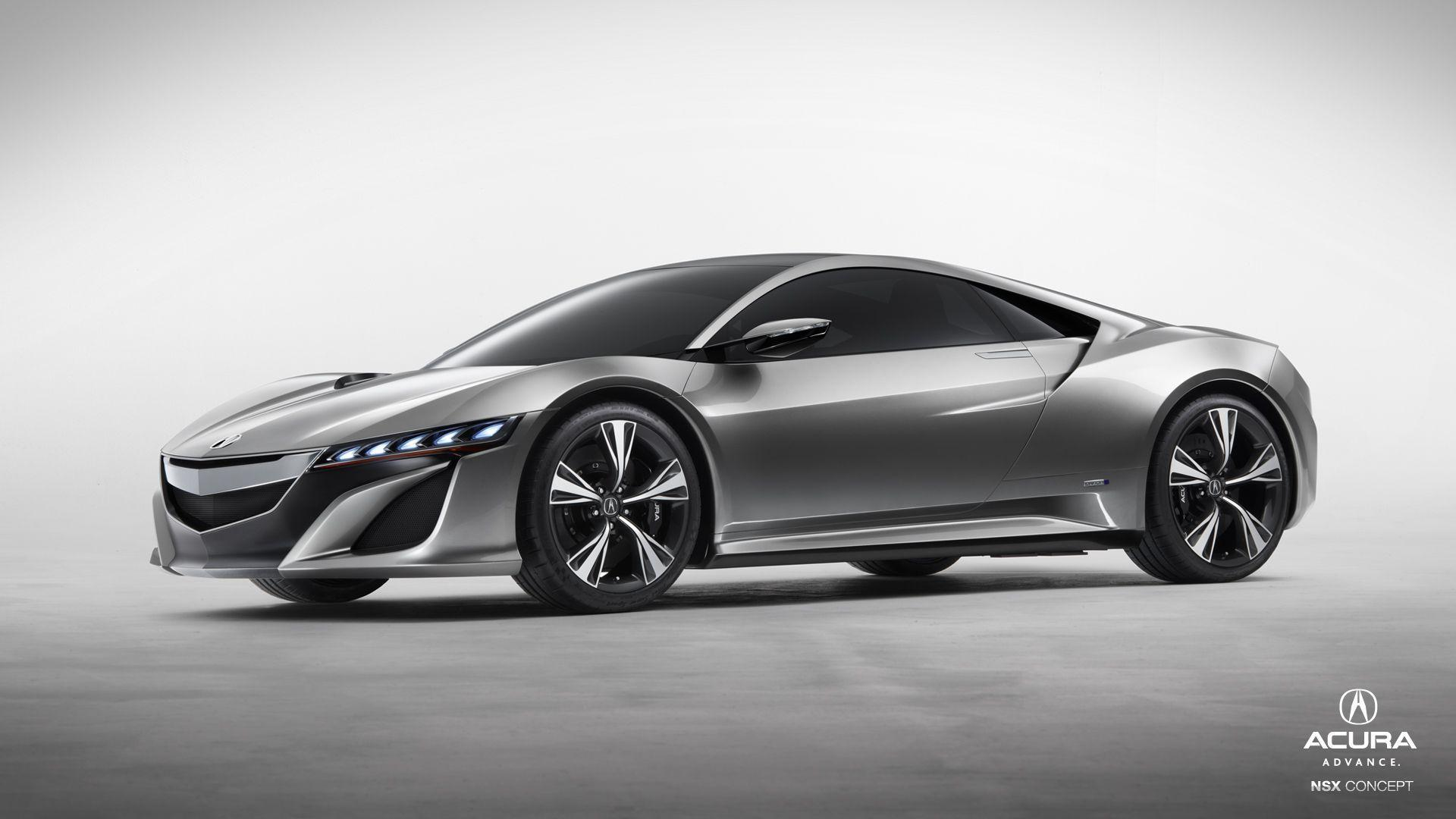 Acura NSX Wallpaper - WallpaperSafari