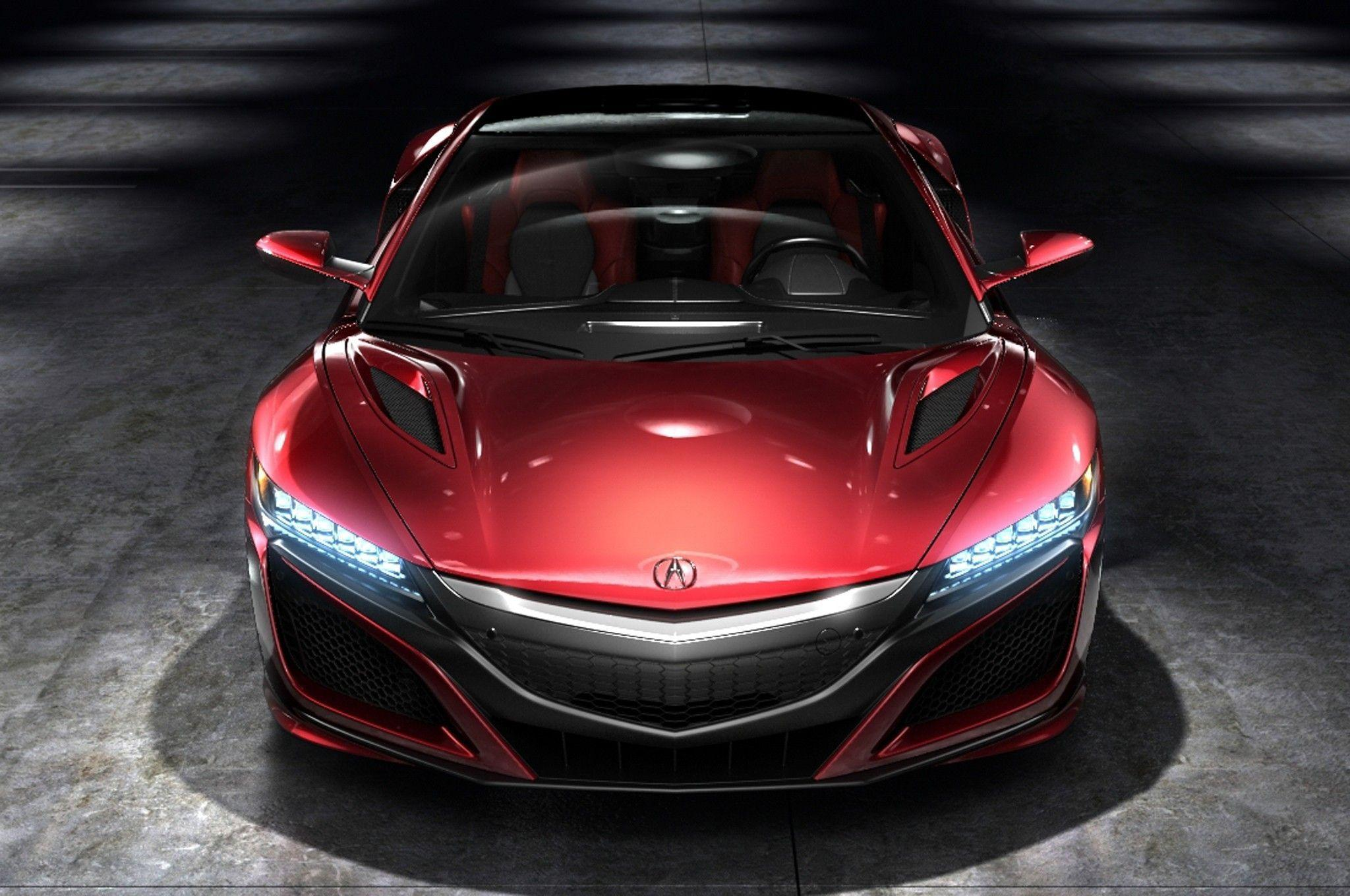 2017 Acura NSX Motion Wallpapers (17776) - Freefuncar.com