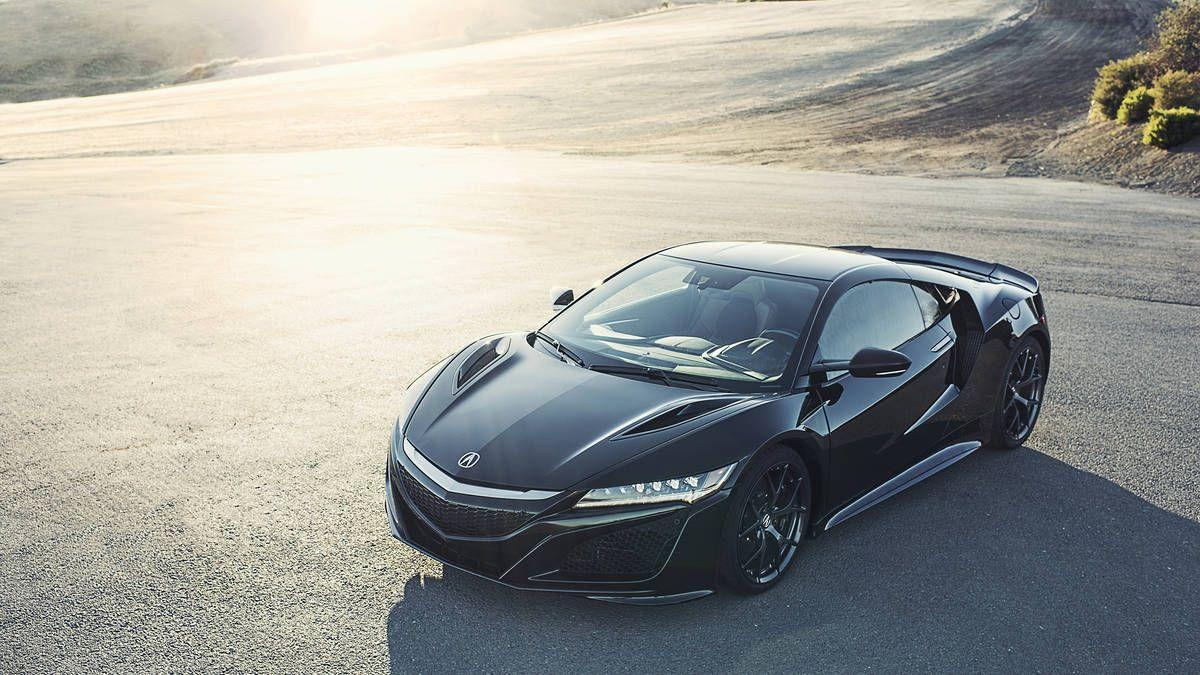 Acura NSX 2017 Wallpaper - WallpaperSafari