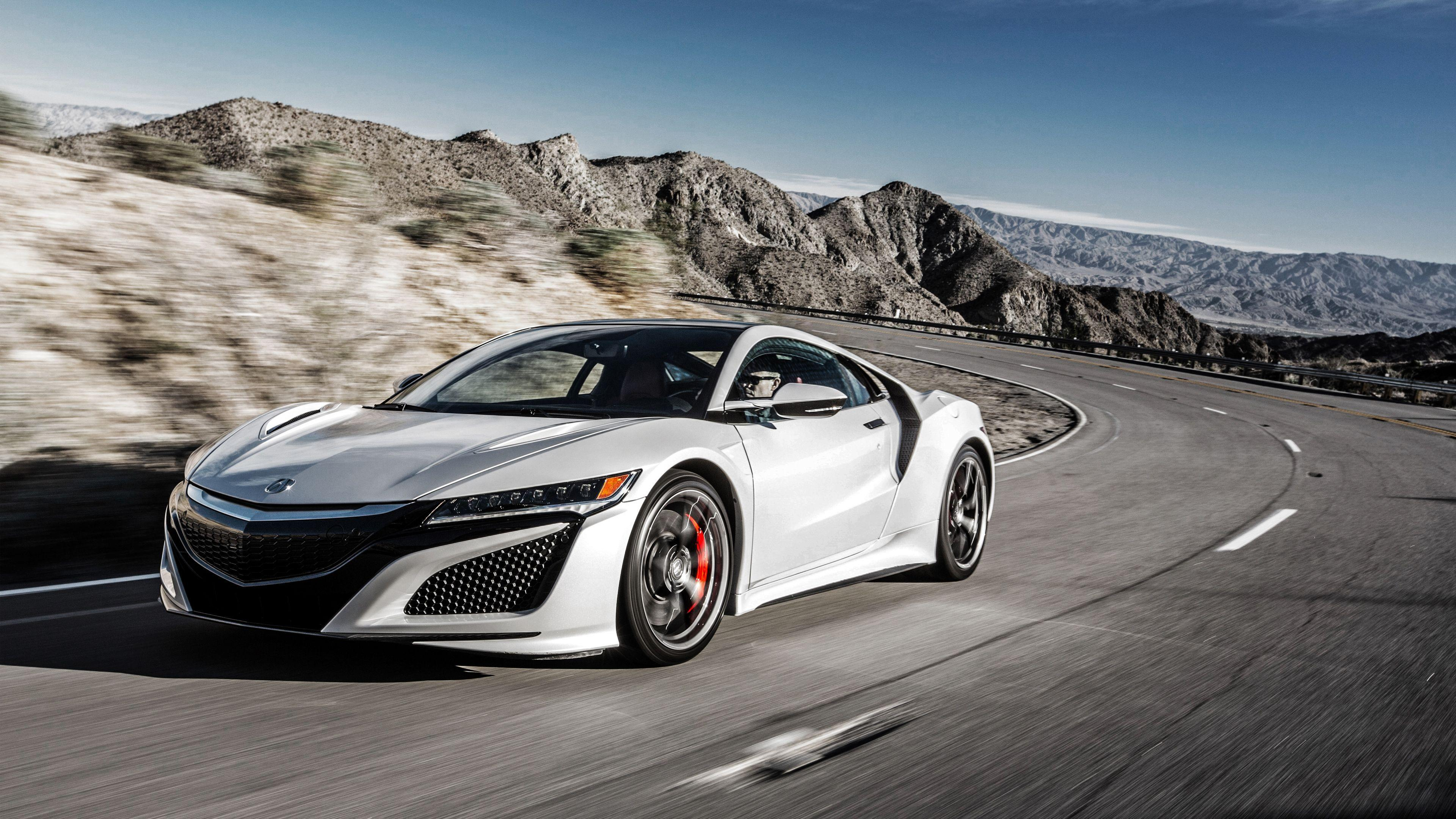 Honda Acura NSX 4K Wallpaper | HD Car Wallpapers