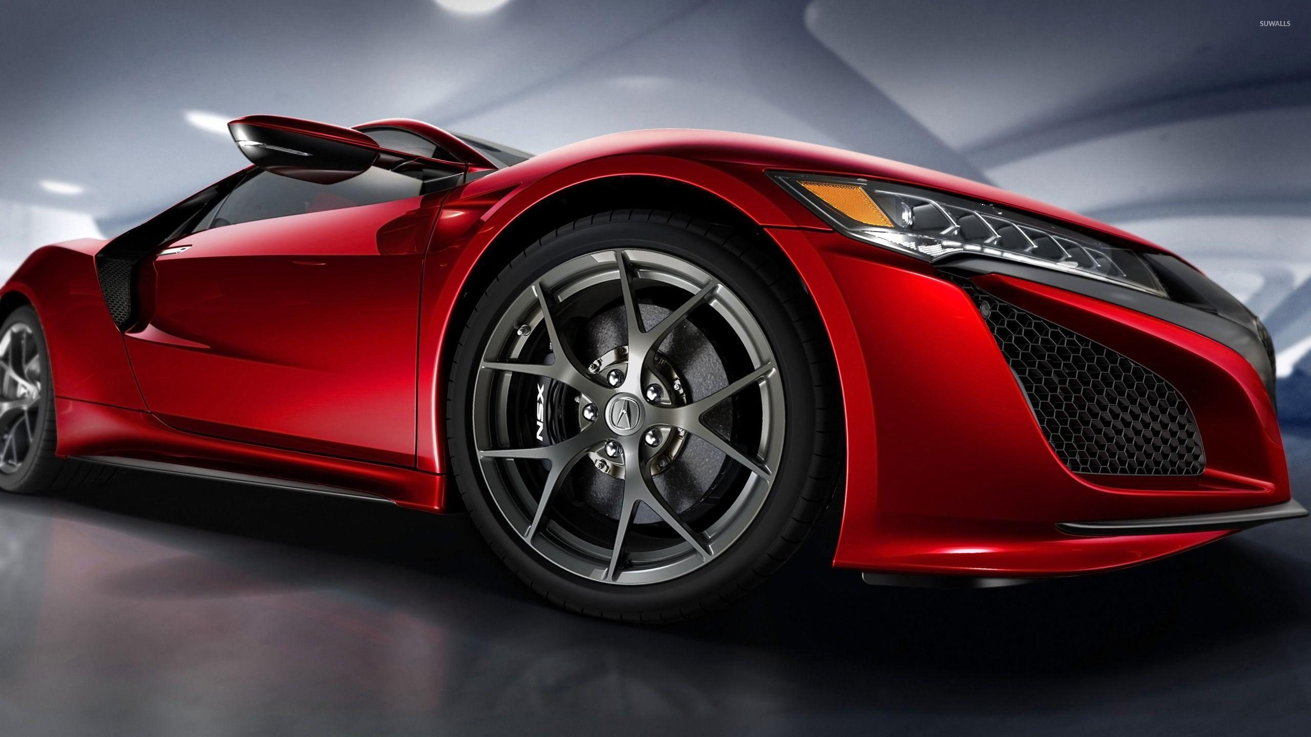 Acura NSX [3] wallpaper - Car wallpapers - #46894