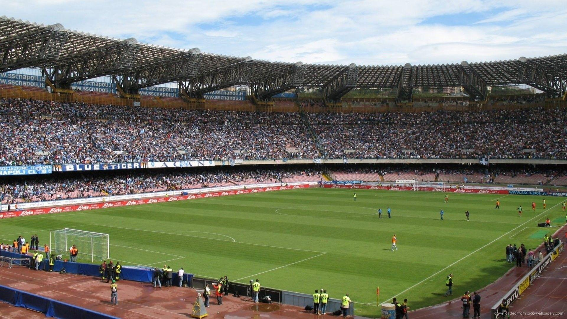 Stadion San Paolo, Naples, Italy