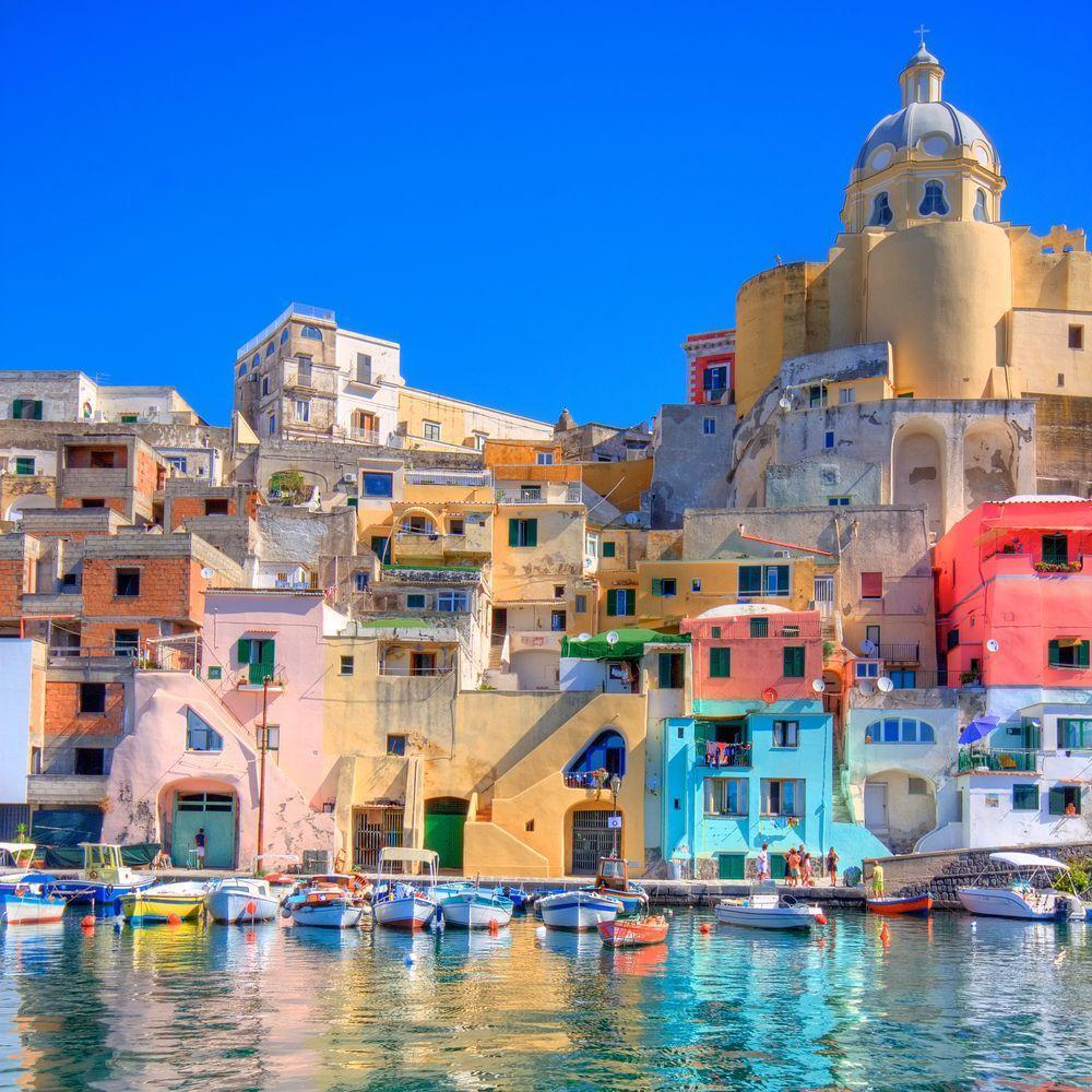 Naples City Wallpapers