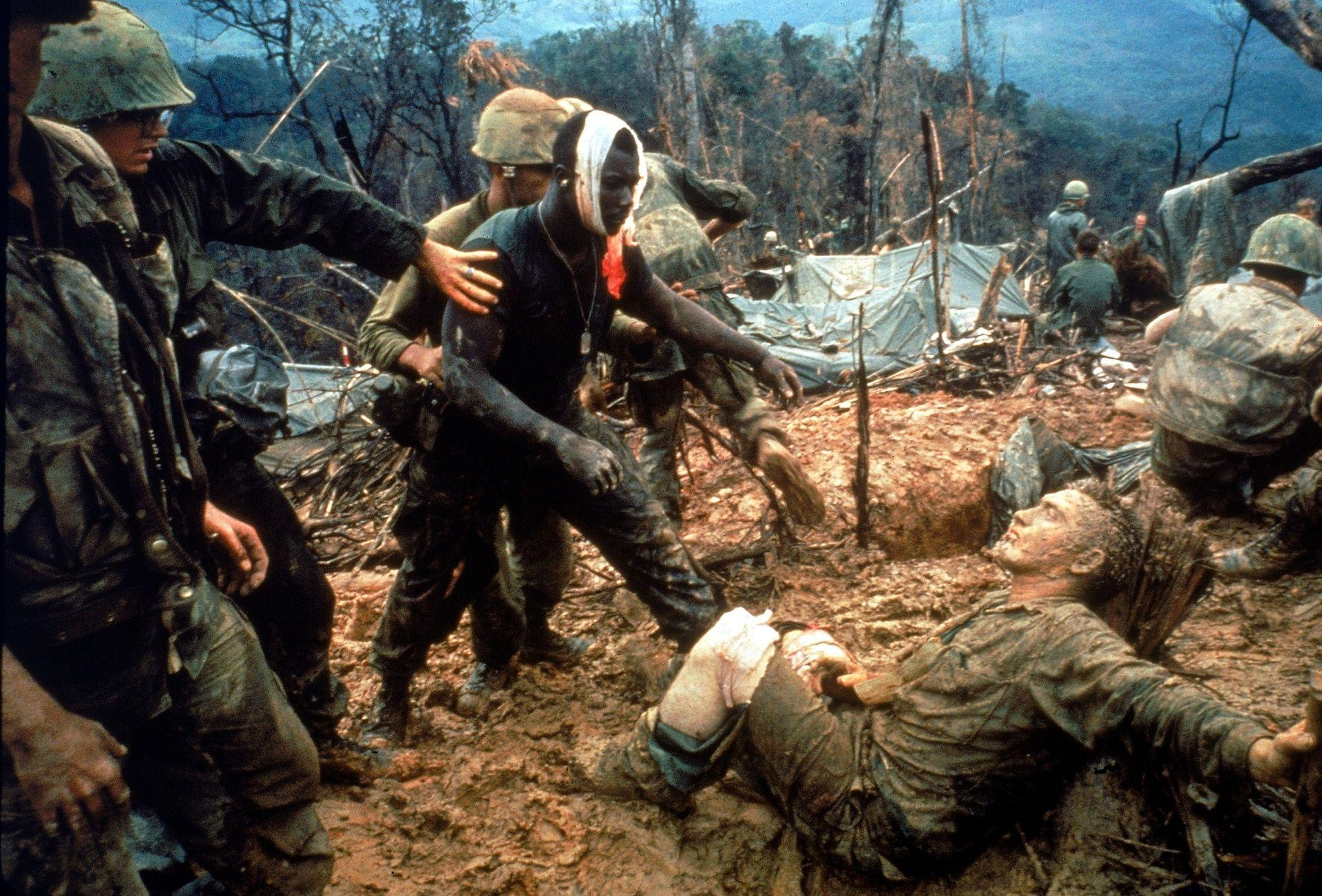 during the vietnam war era Photographs from vietnam in 1963, when america was escalating its involvement in a conflict that would, in time, come to define an era.