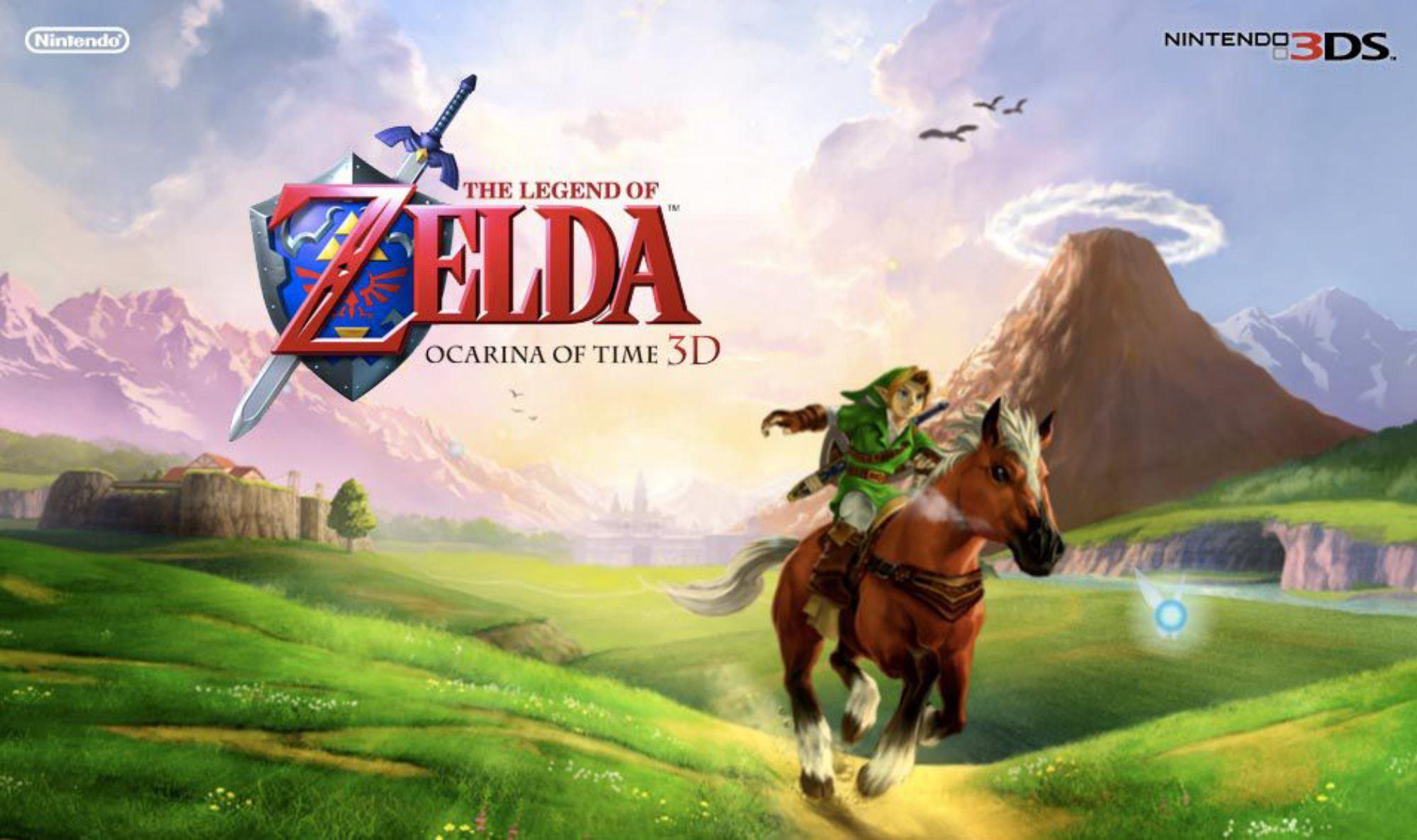Ocarina of Time Wallpapers HD