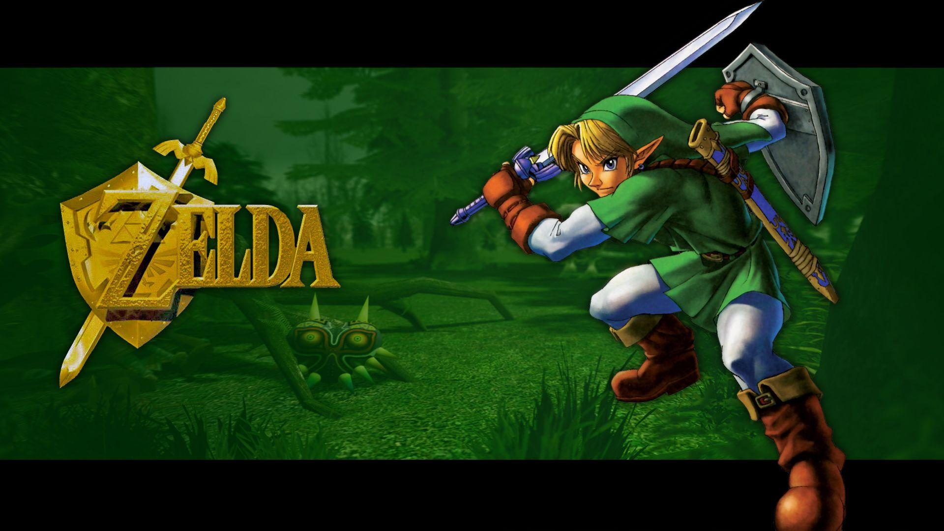 The Legend of Zelda: Ocarina of Time Mini Boss: Lizalfos YouTube