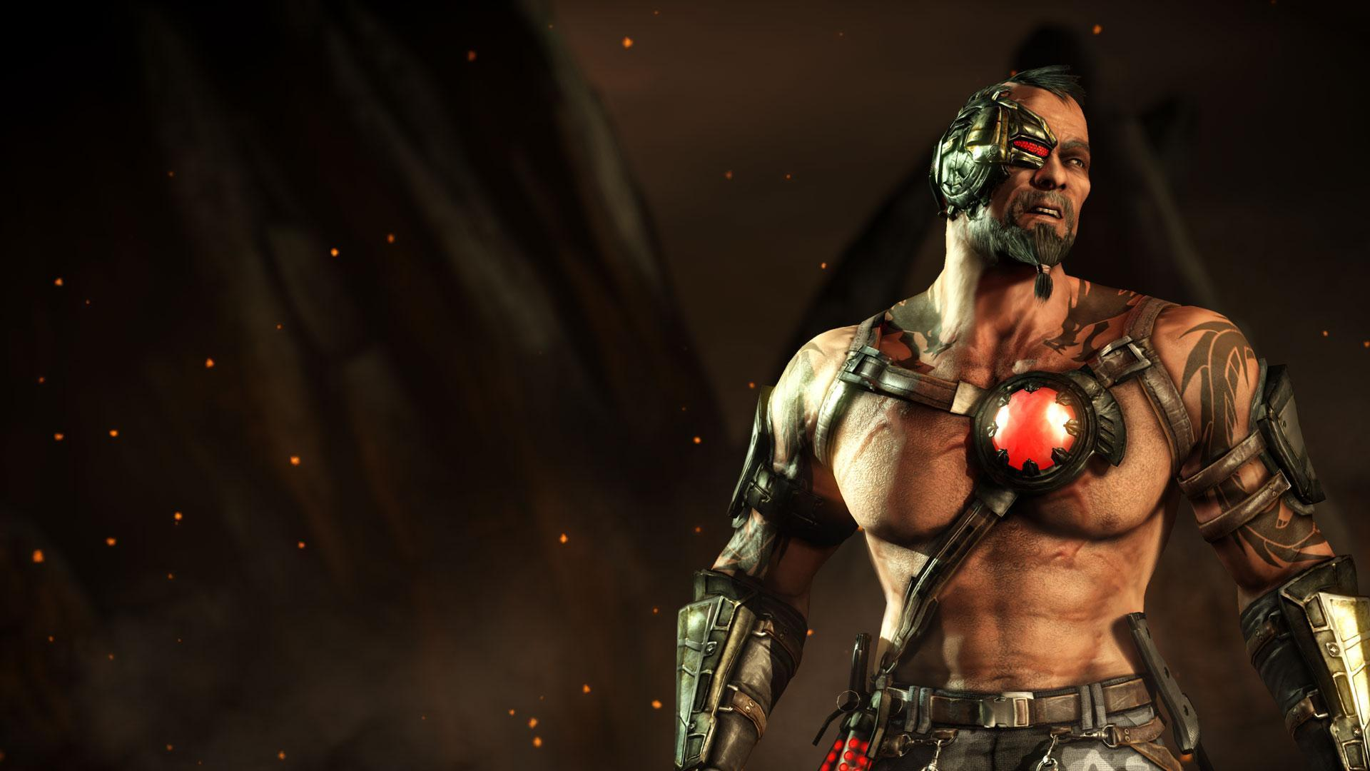 Johnny Cage Wallpapers Wallpaper Cave