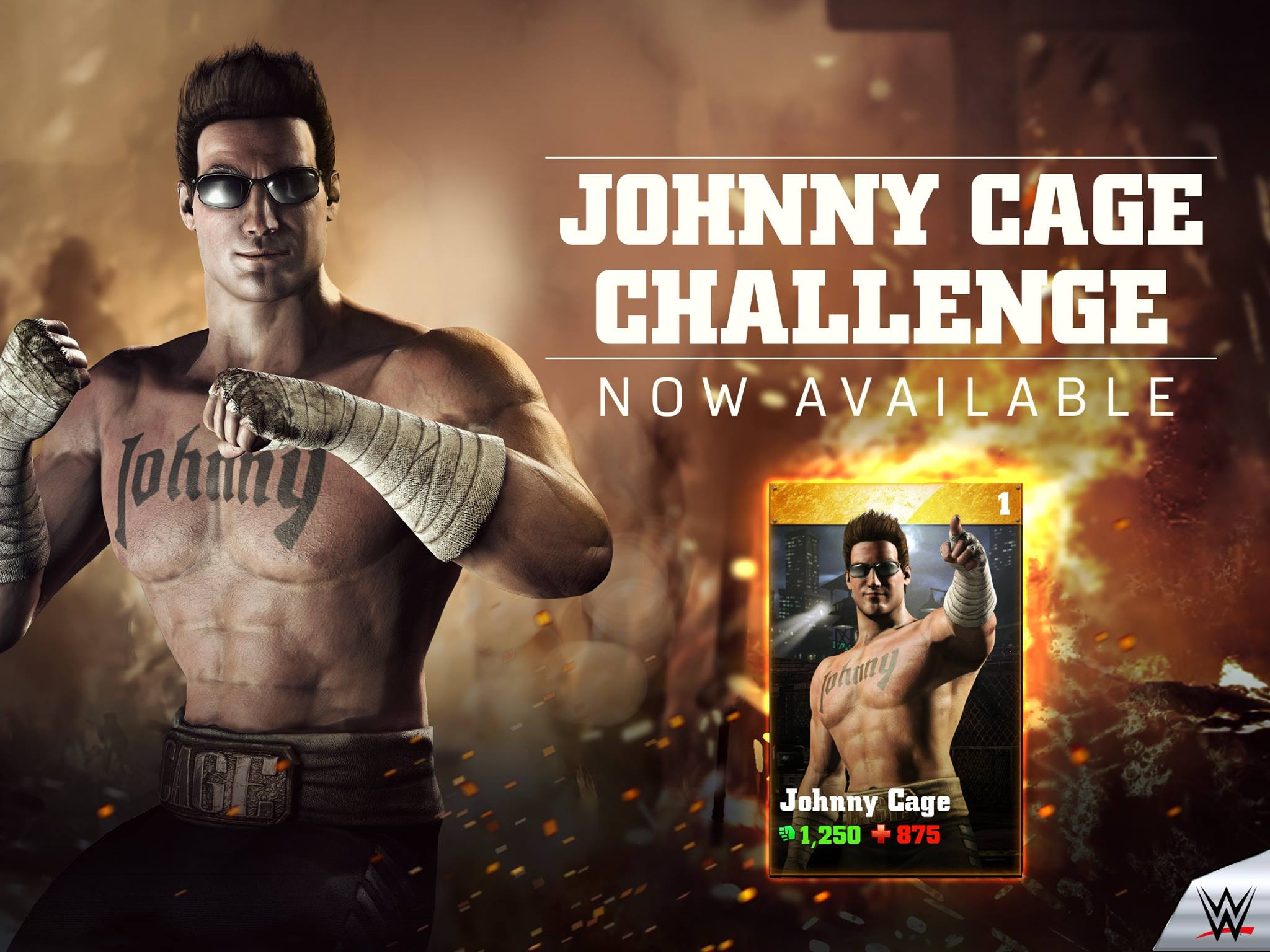 Johnny Cage Wallpapers