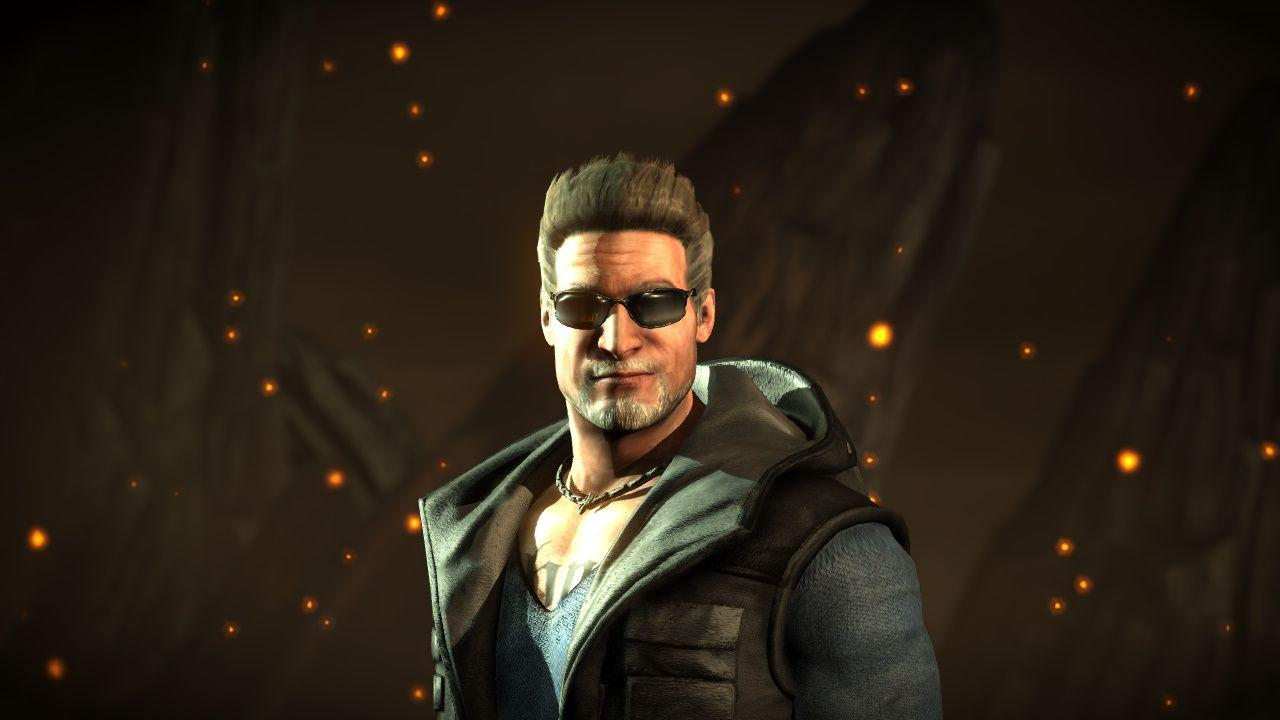 johnny cage by airachnid1301 - photo #5