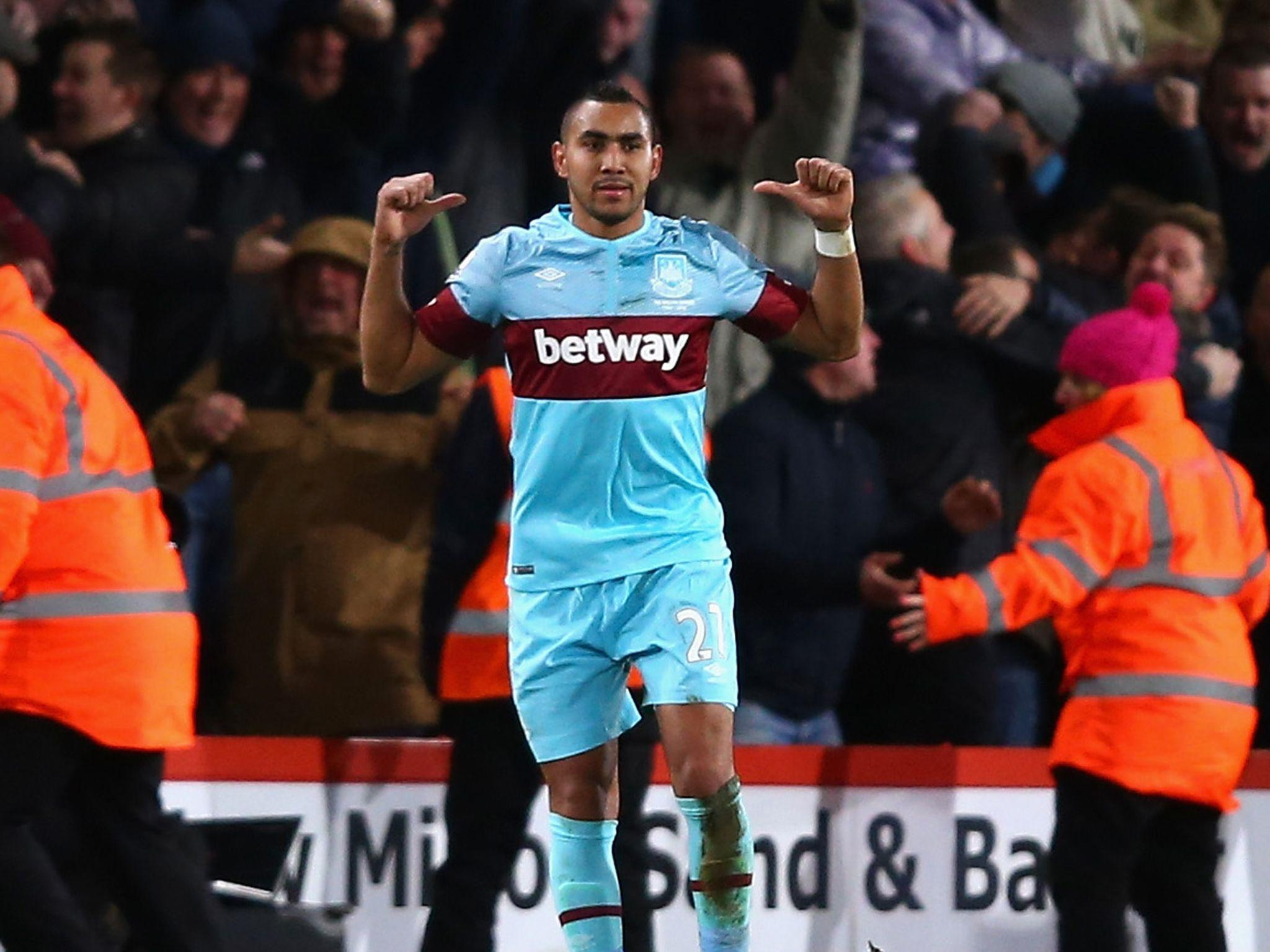 Dimitri Payet Wallpapers Wallpaper Cave