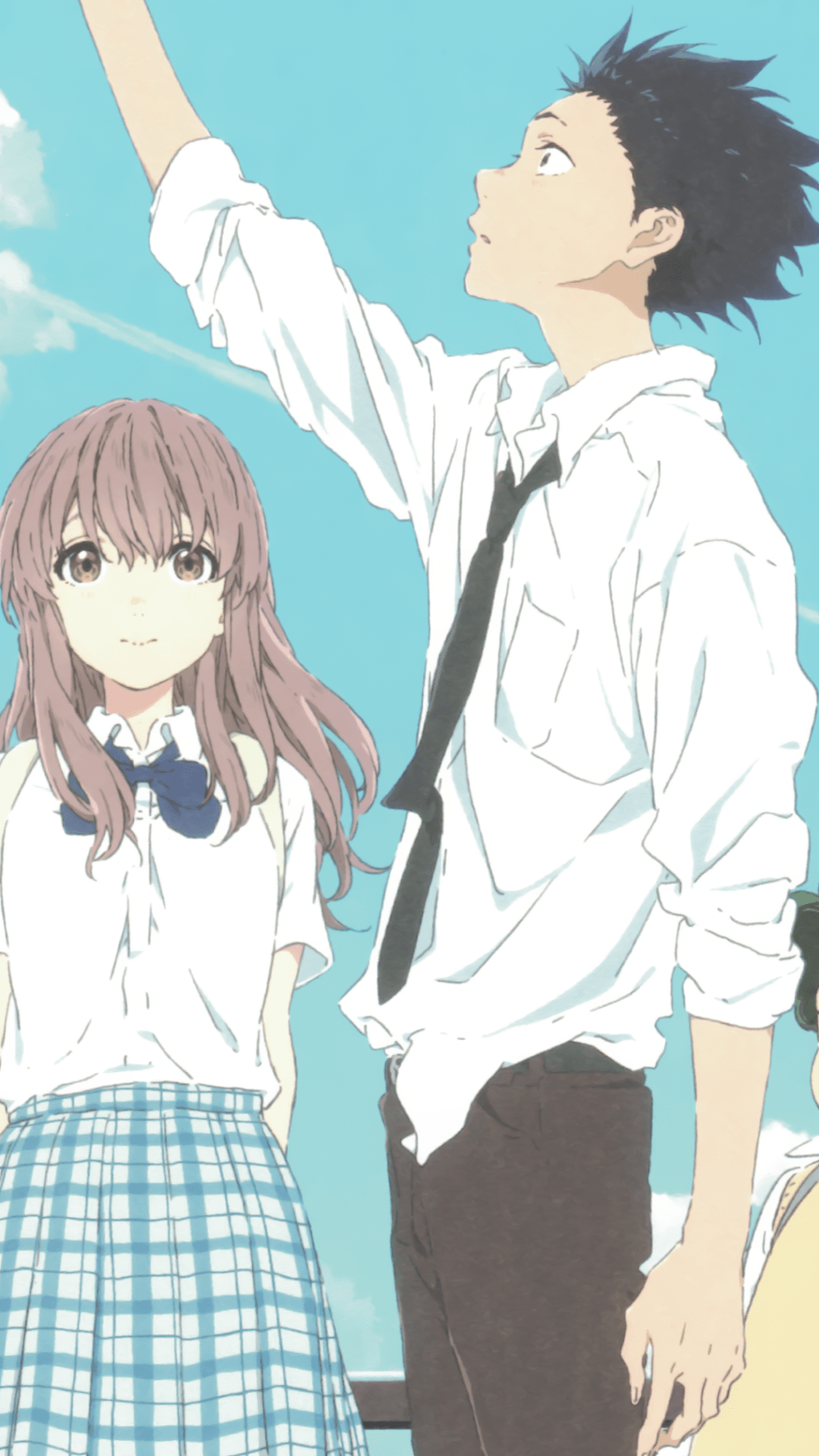 Koe No Katachi Wallpapers Wallpaper Cave