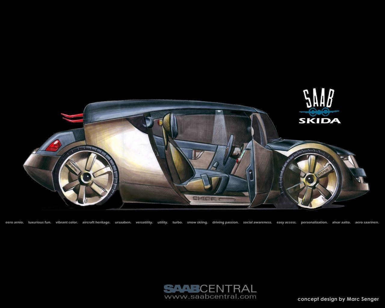 Saab Wallpaper Downloads : SaabCentral