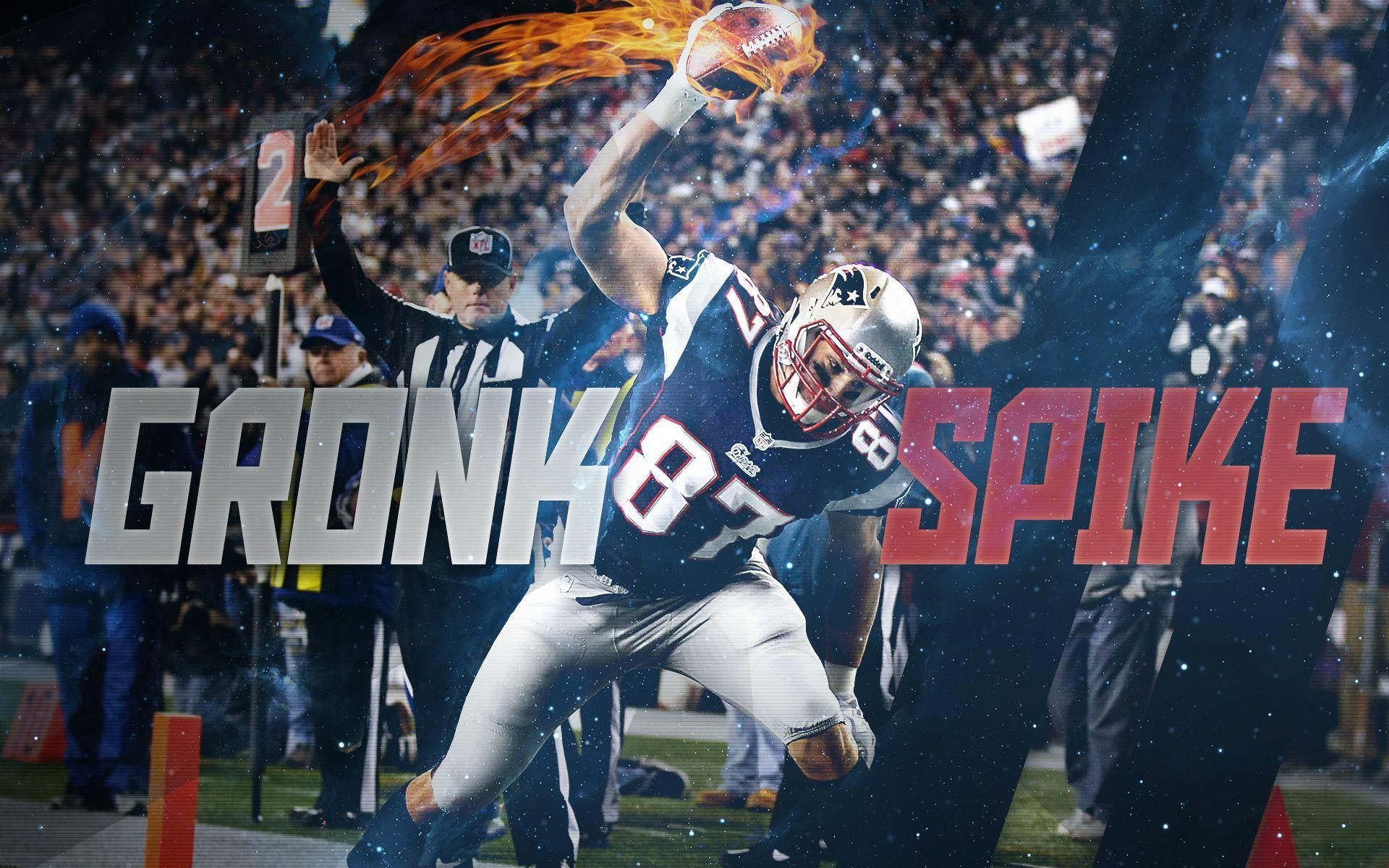 Rob Gronkowski Wallpapers - Wallpaper - 380.3KB