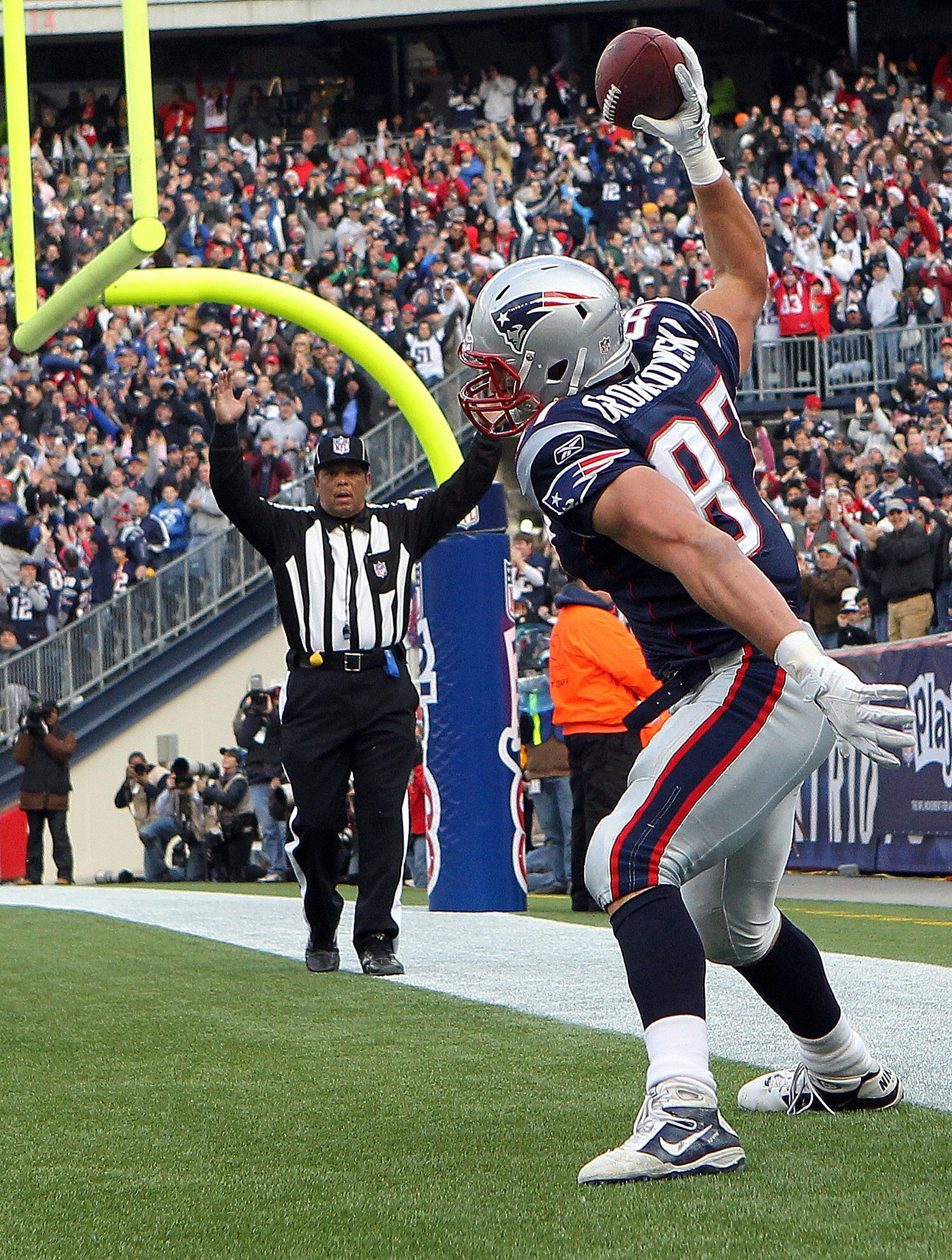 Rob Gronkowski Wallpapers High Quality | Download Free