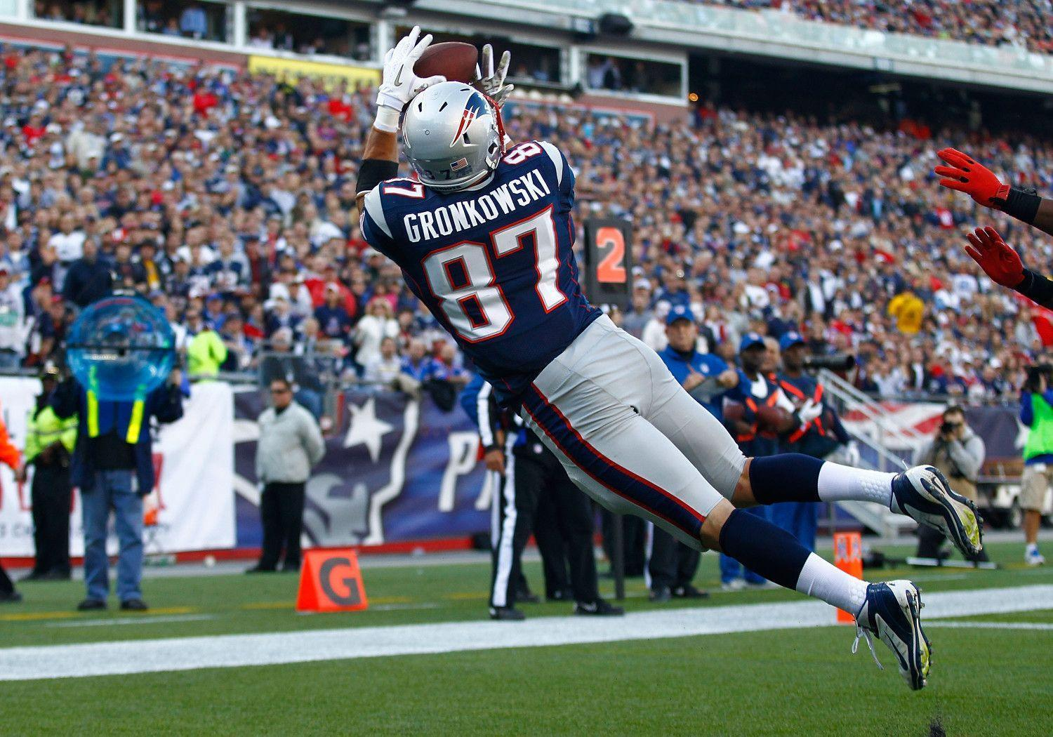 Sims: Breaking Down Patriots Tight End Rob Gronkowski's 7th ...