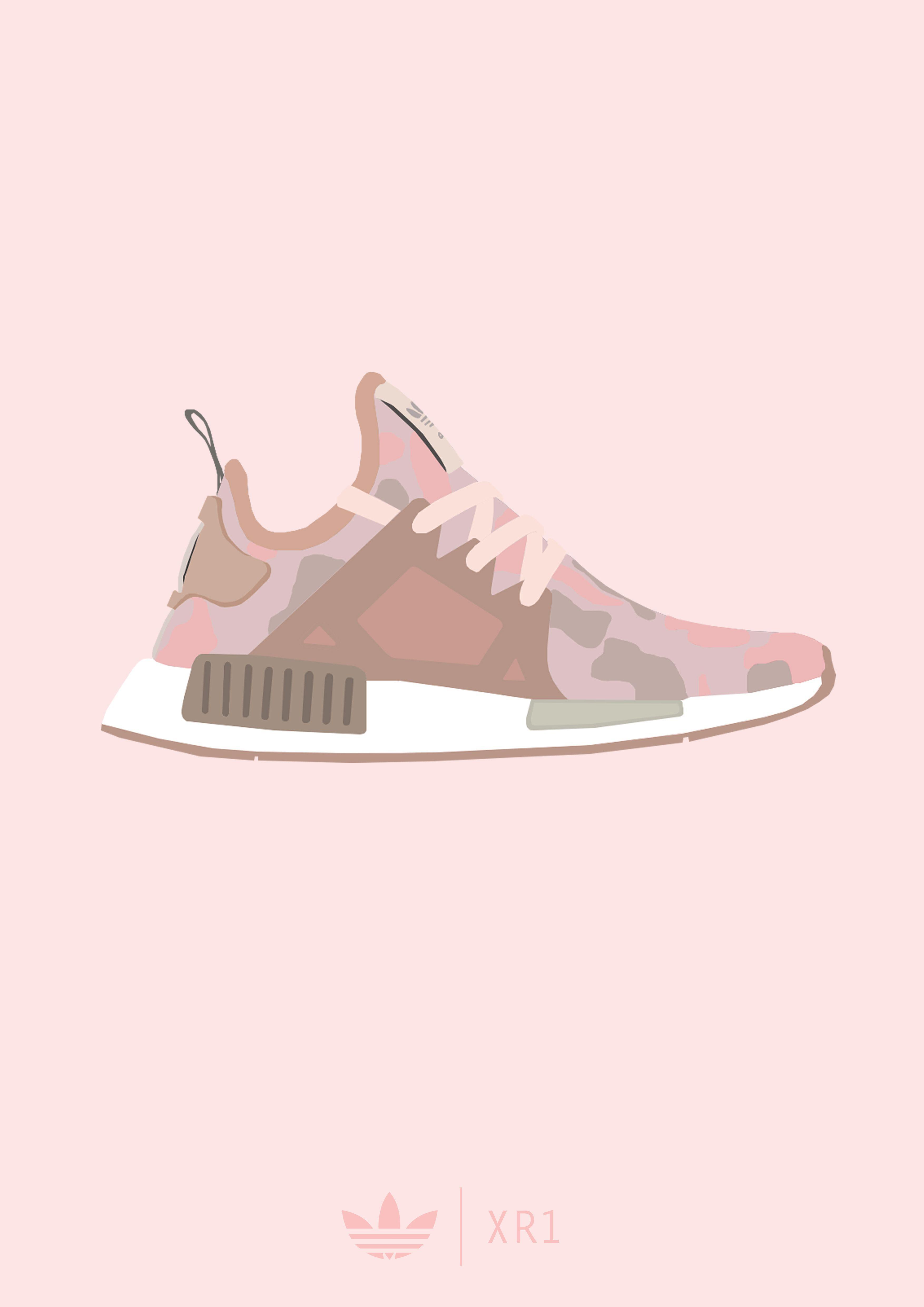 576542beb3ed06 NMD XR1 Pink Duck Camo Wallpapers - Album on Imgur