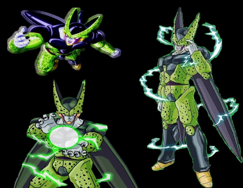 Perfect cell wallpapers wallpaper cave - Super cell dbz ...