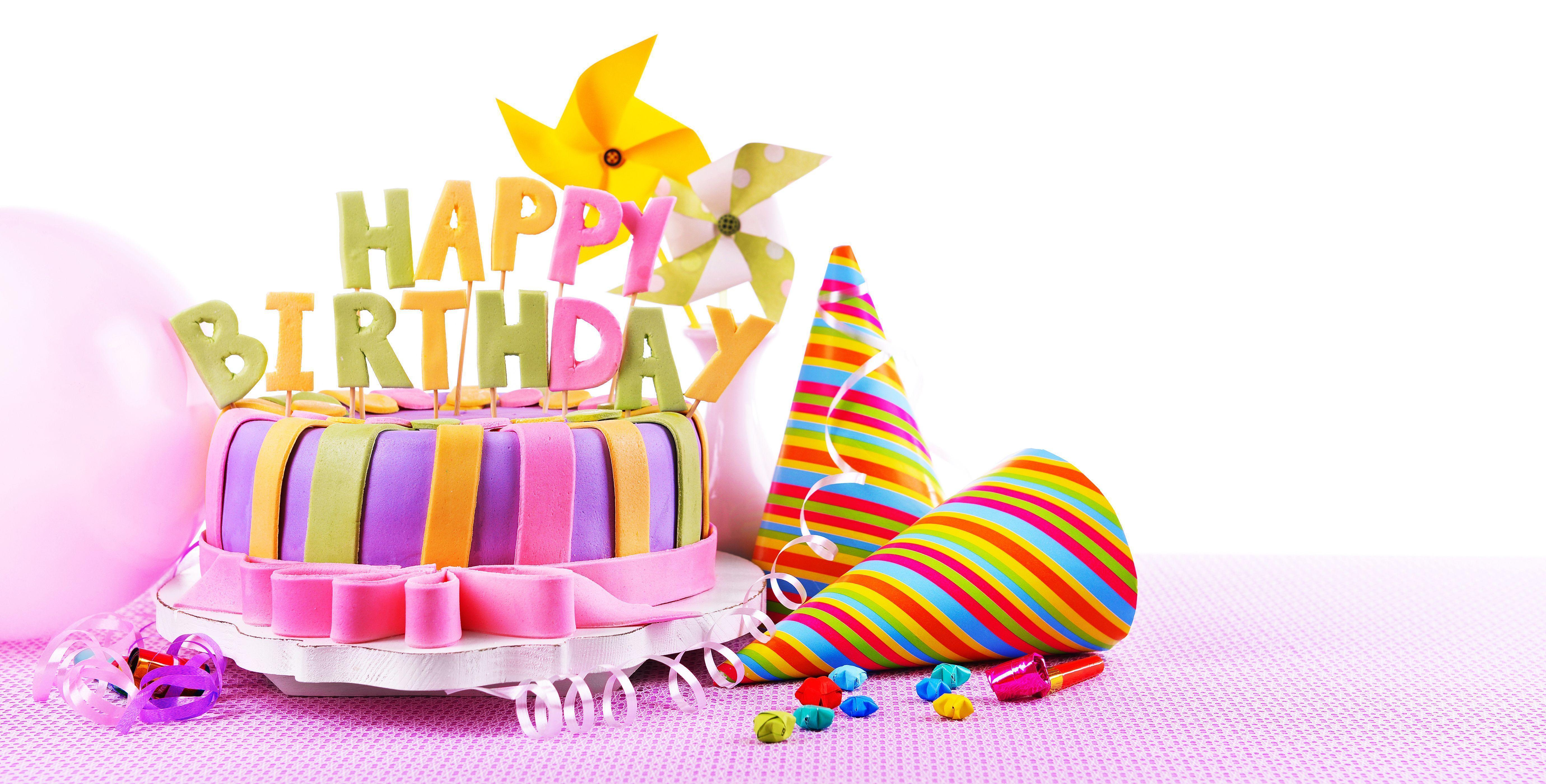 Wallpapers Happy Birthday Cake Wallpaper