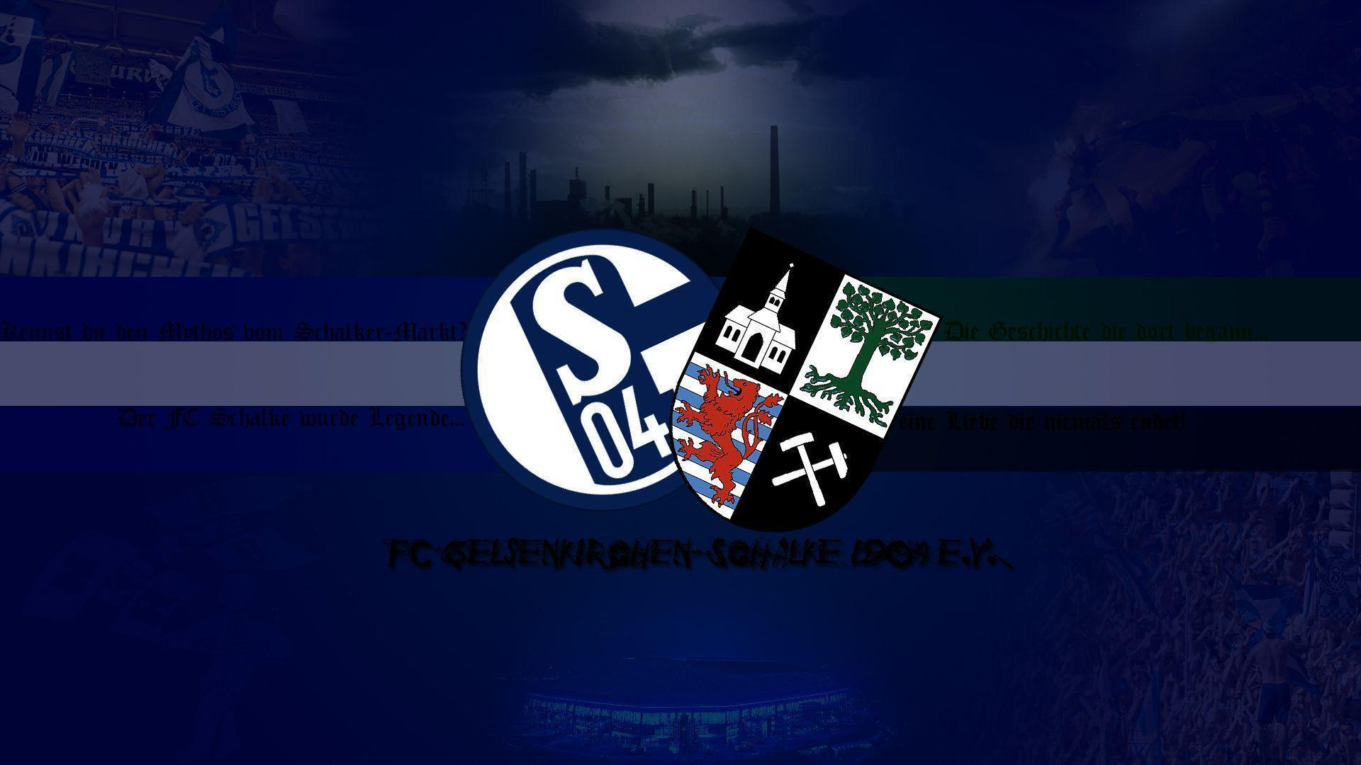 FC Schalke 04 Wallpapers by schuck94