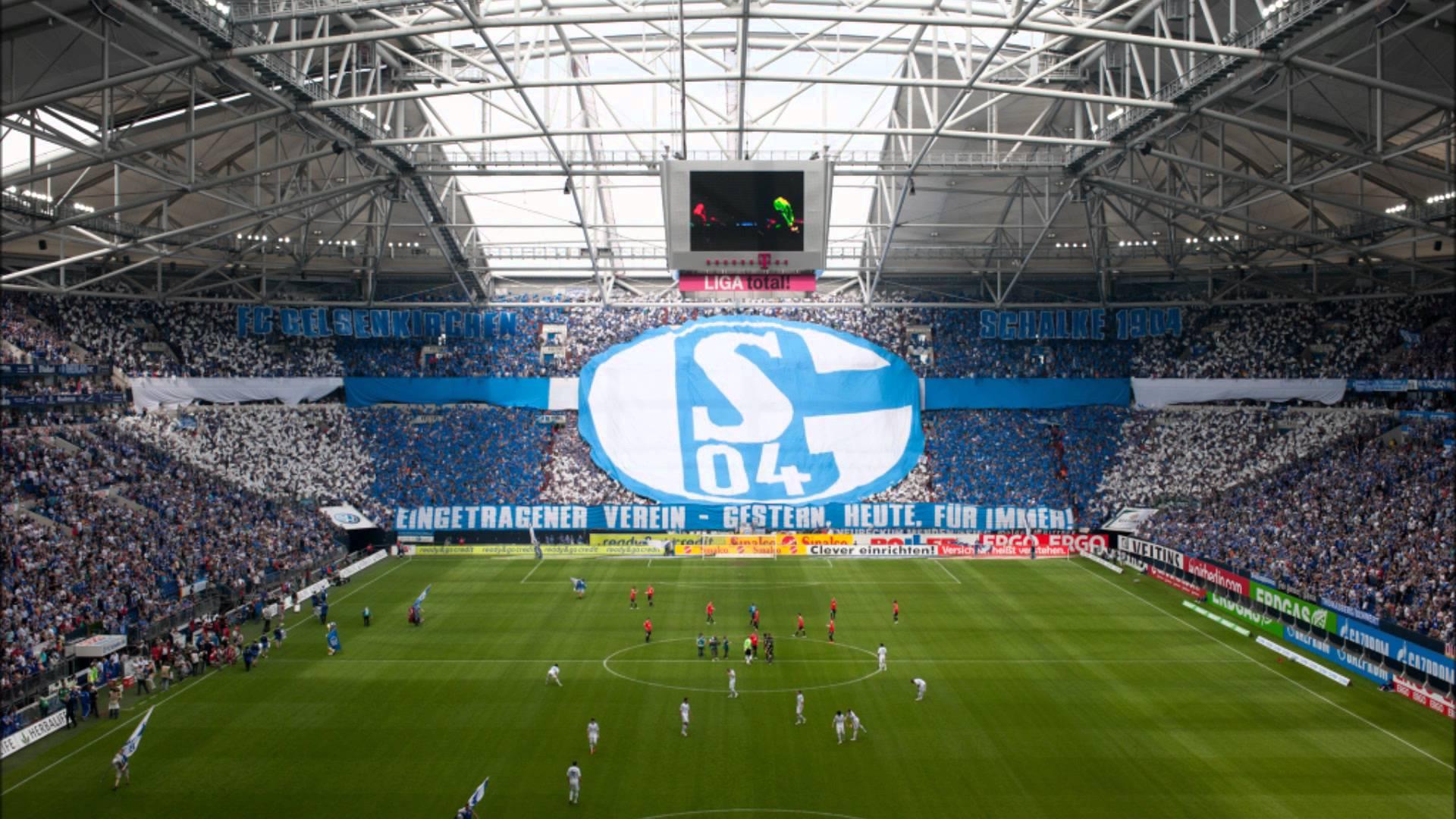 Schalke Arena Sitzplätze