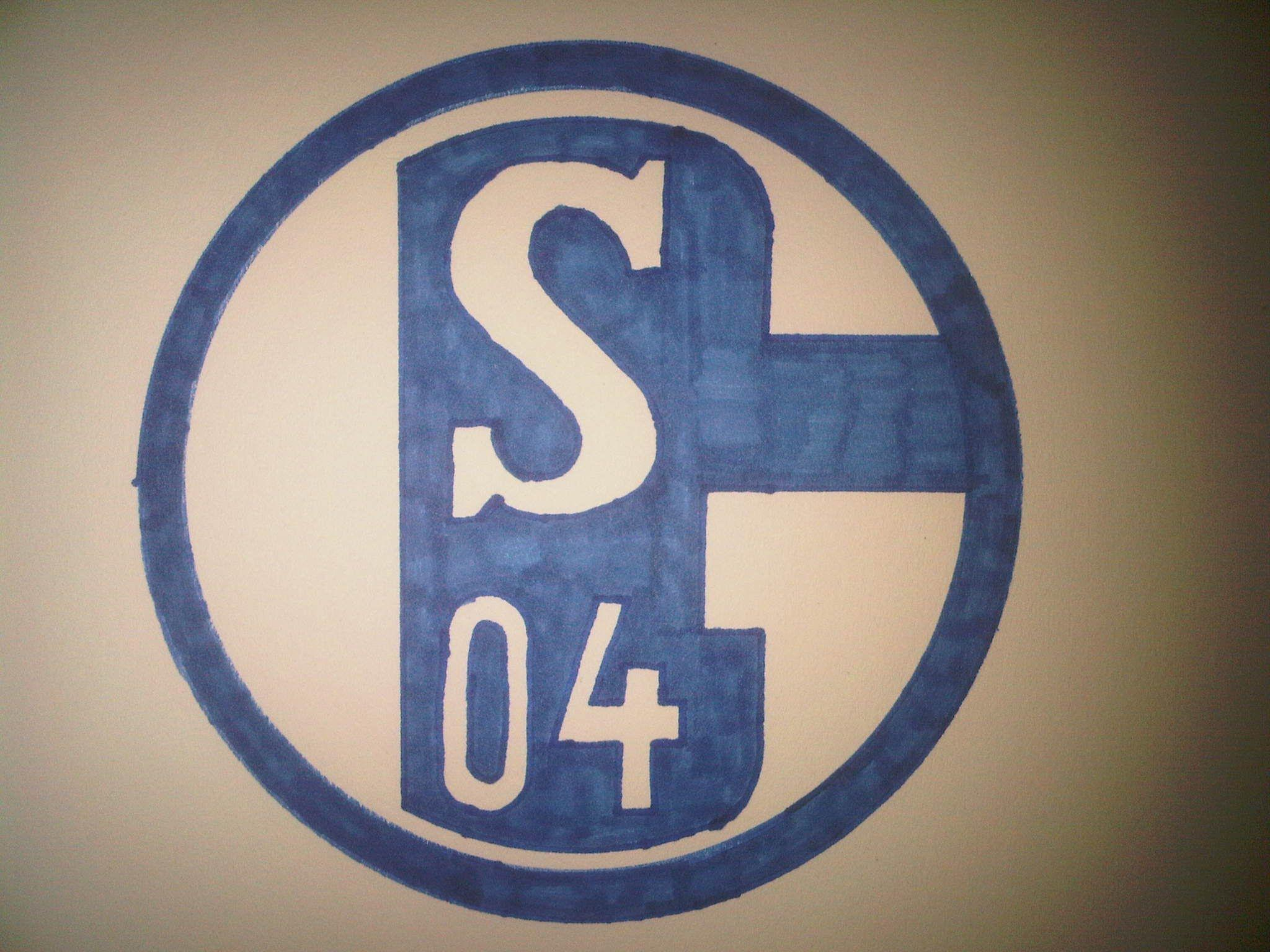 How to Draw the FC Schalke 04 logo