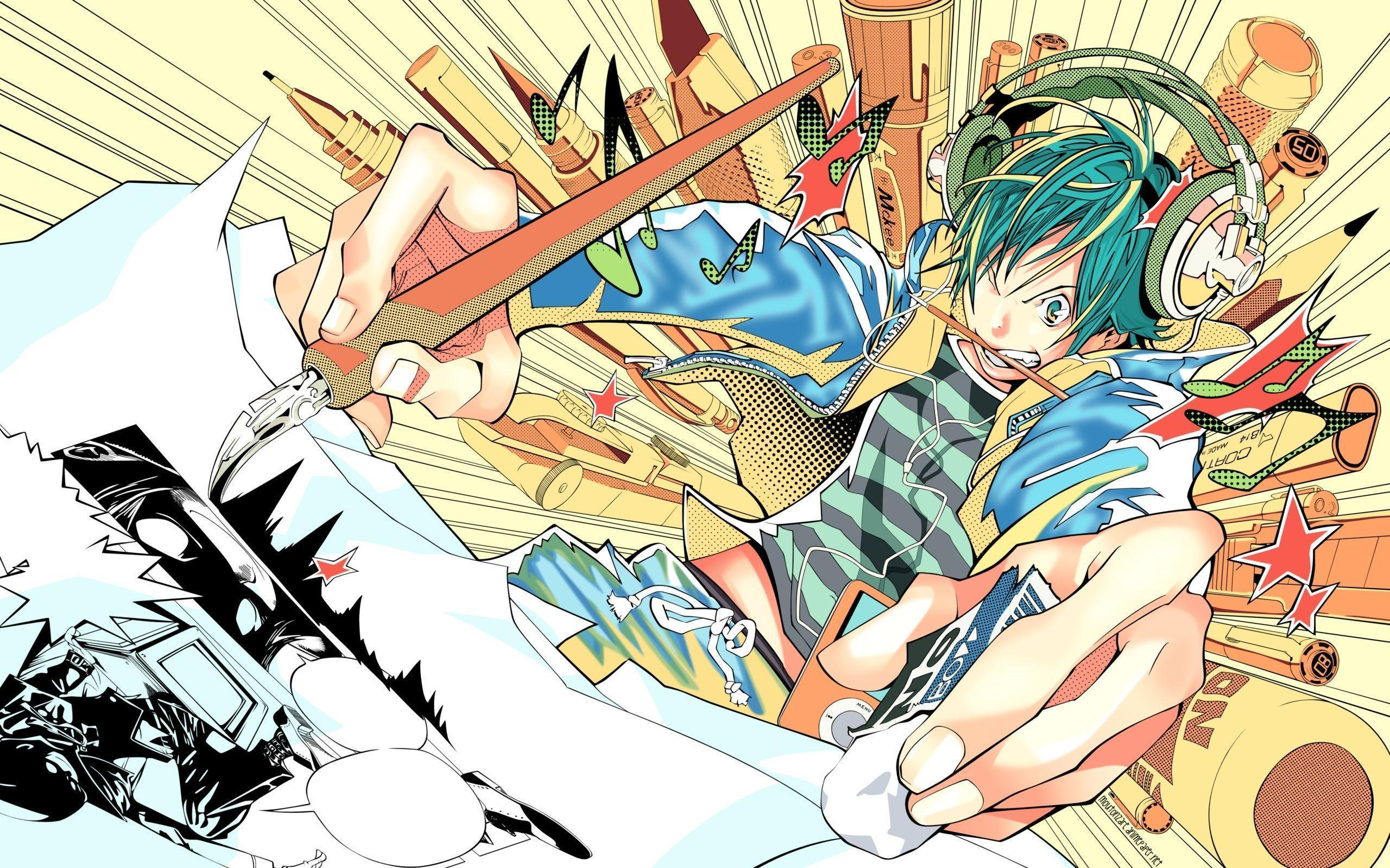 Bakuman HD Wallpapers and Backgrounds