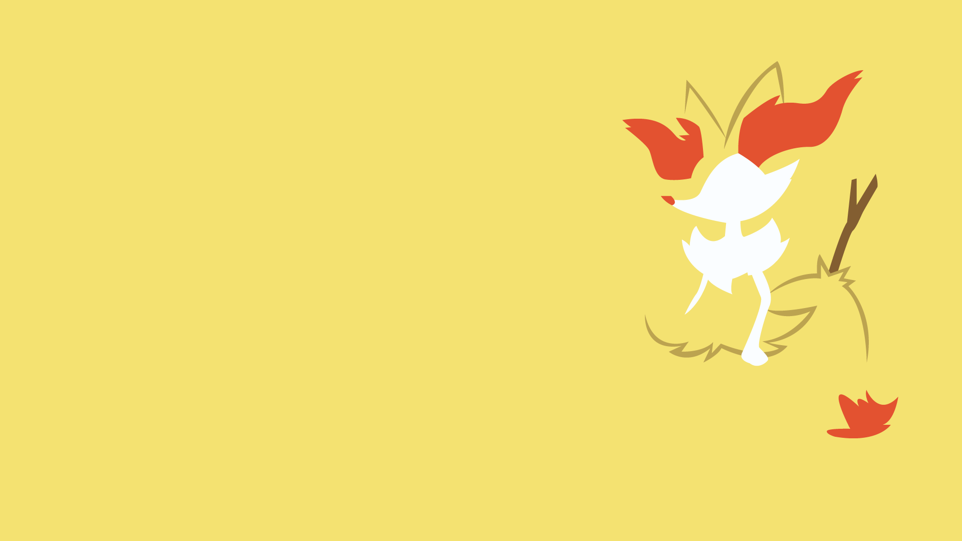 Pokemon Fennekin Wallpaper - WallpaperSafari