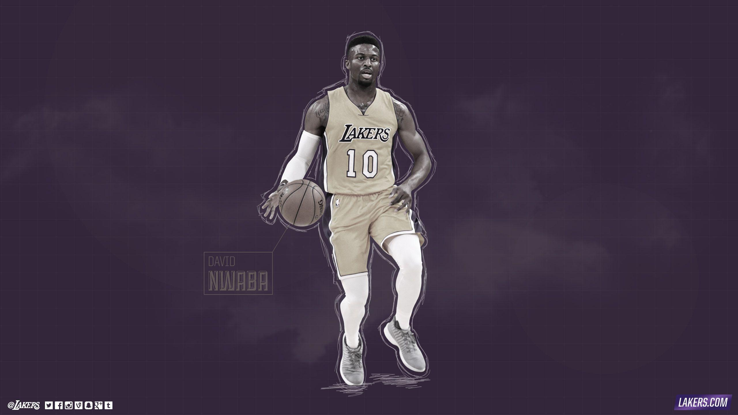 Lakers Wallpapers And Infographics: NBA Player Wallpapers