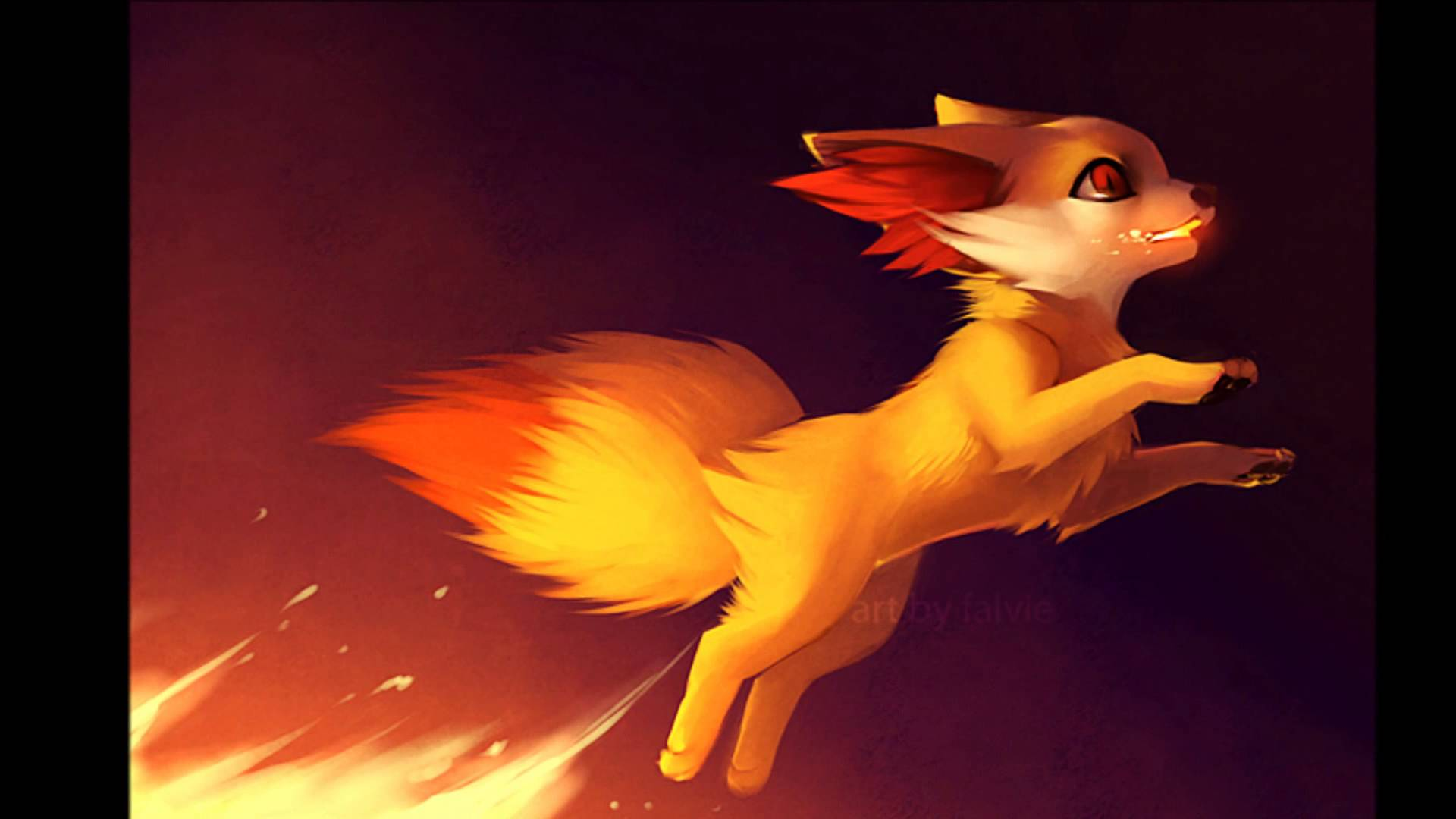 Fennekin Evolution Wallpaper 80712 | SITWEB